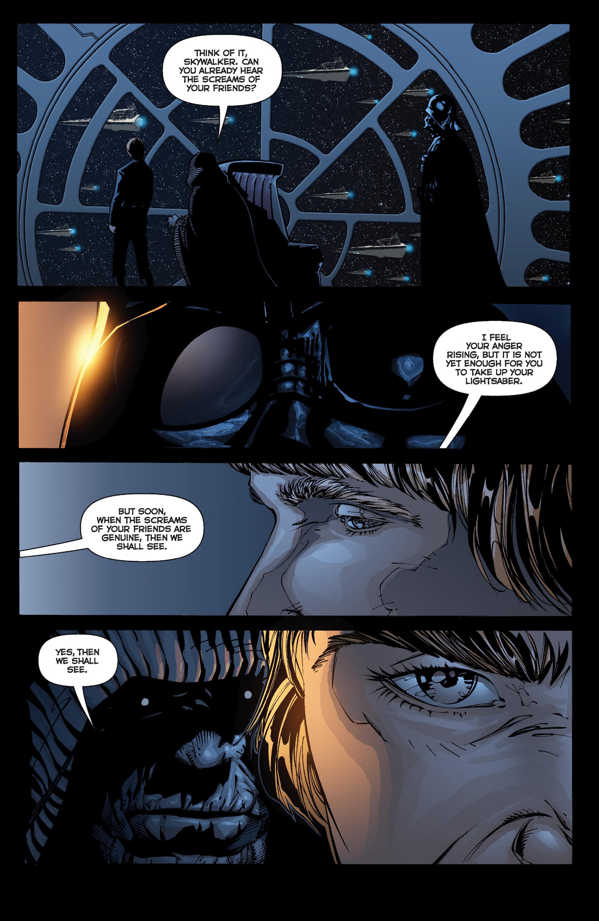 Read online Star Wars Omnibus comic -  Issue # Vol. 27 - 246