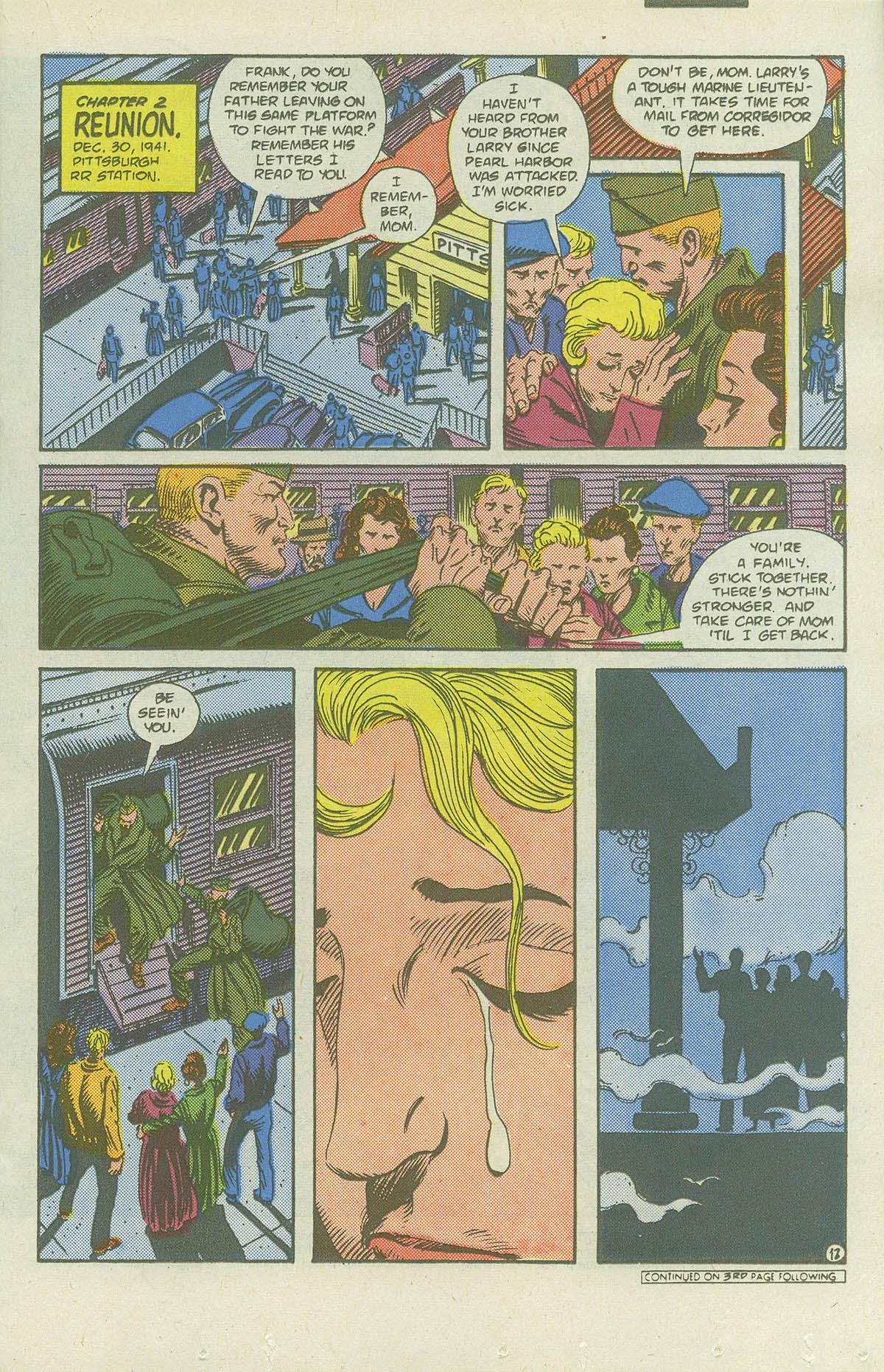 Read online Sgt. Rock comic -  Issue #419 - 16