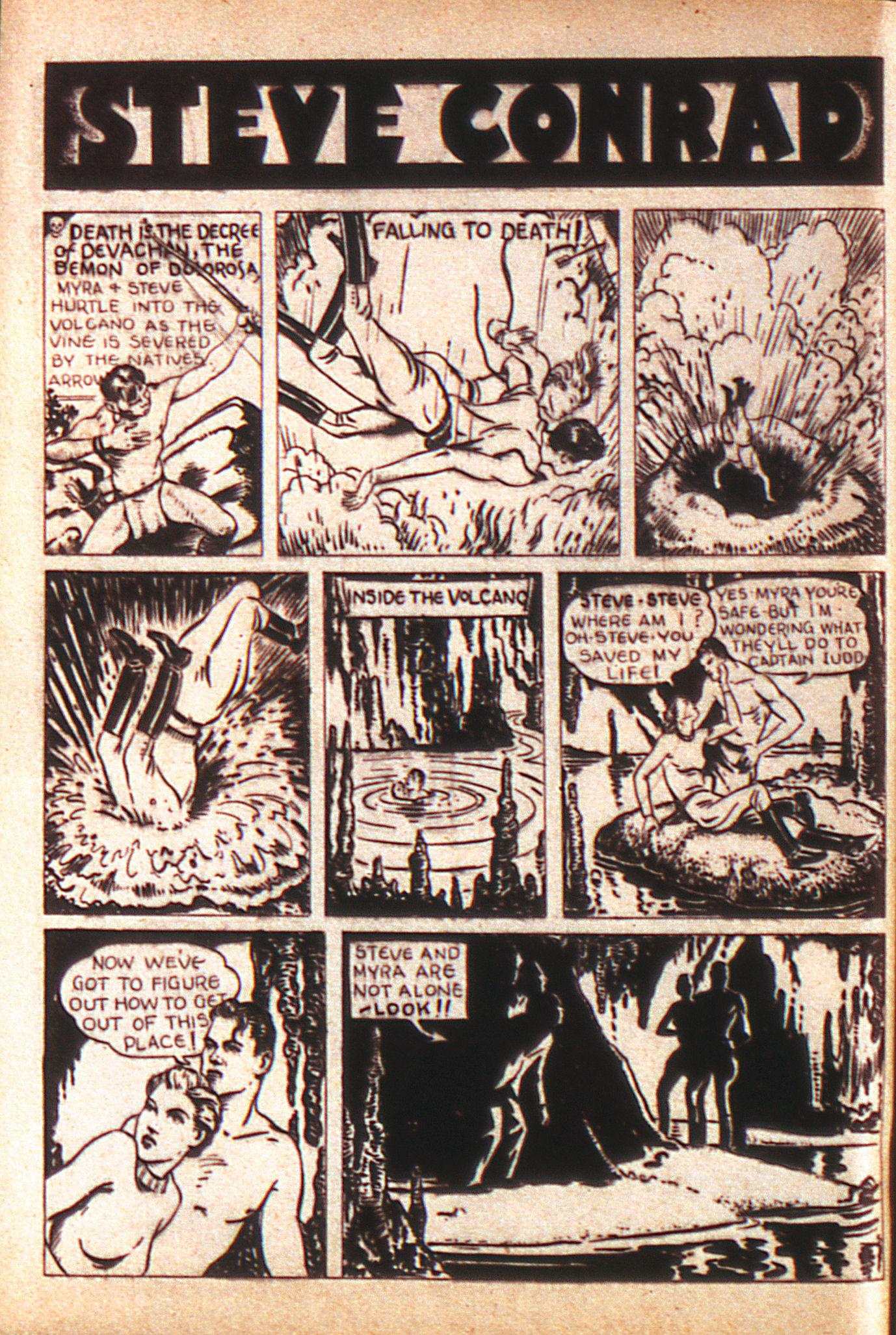 Read online Adventure Comics (1938) comic -  Issue #8 - 37