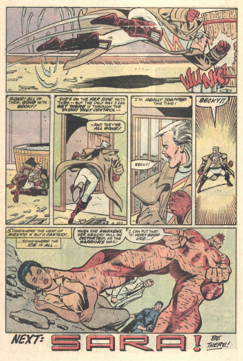 Read online Justice (1986) comic -  Issue #5 - 23