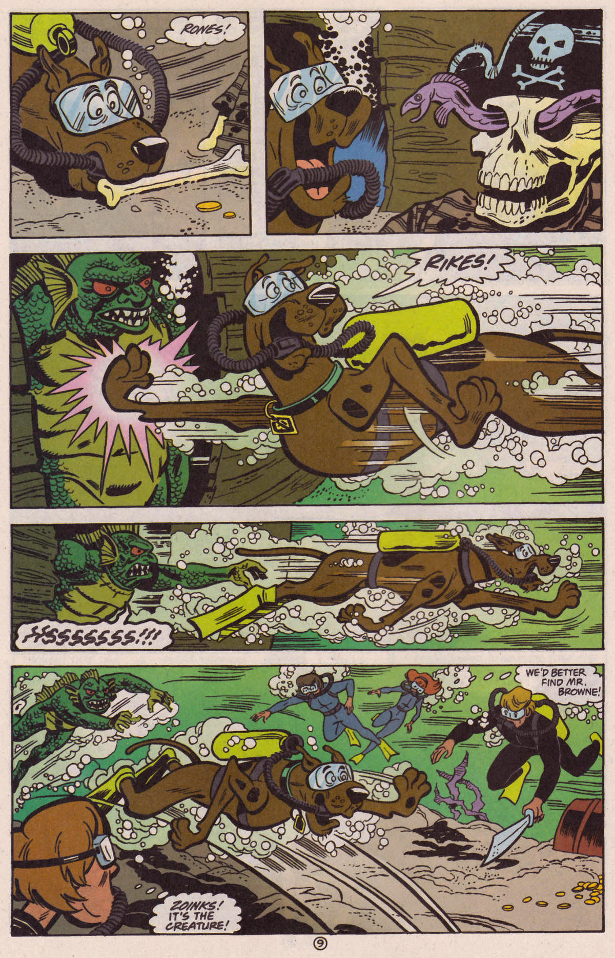 Read online Scooby-Doo (1997) comic -  Issue #29 - 20