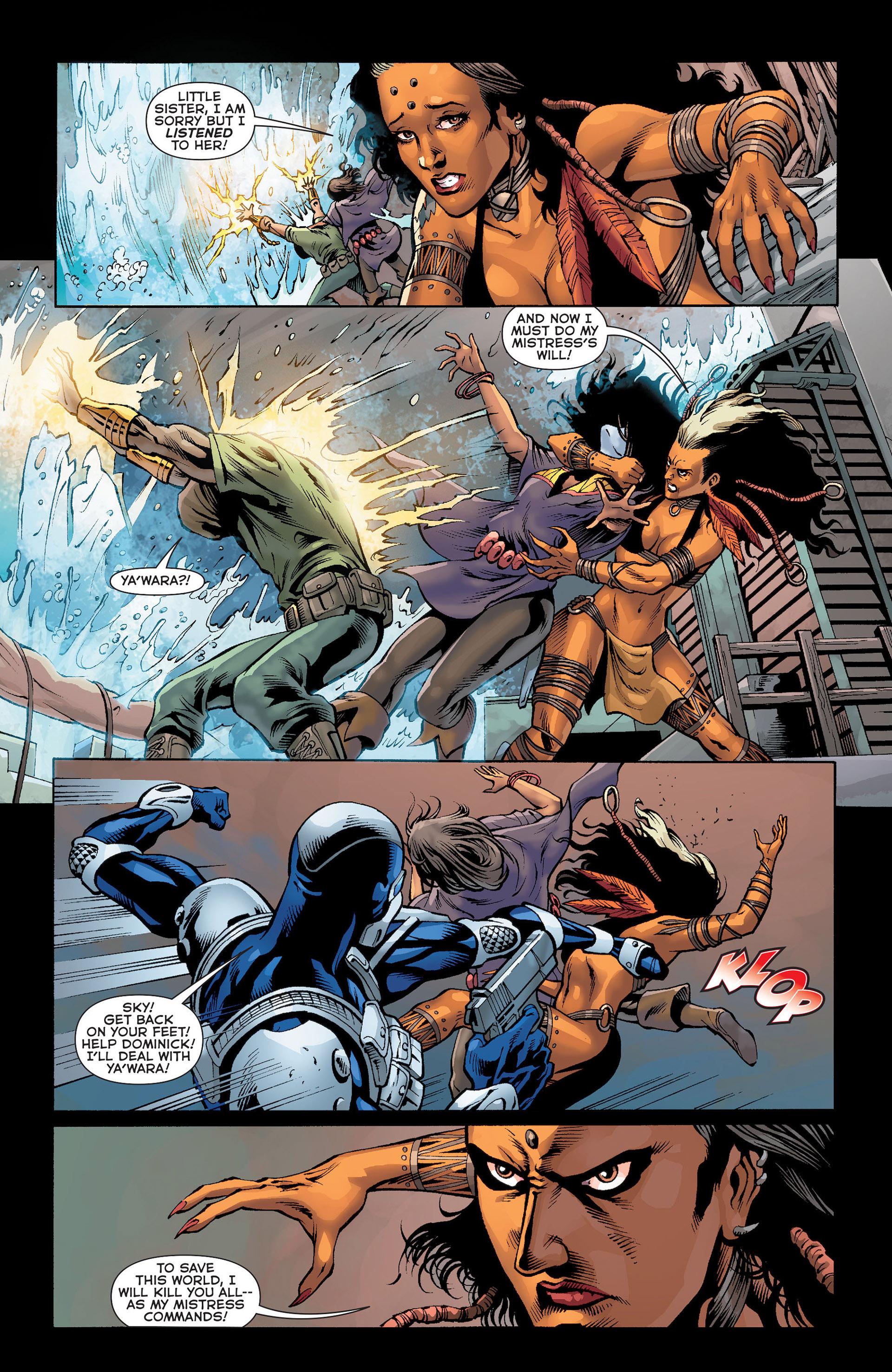 Read online Aquaman (2011) comic -  Issue #Aquaman (2011) _Annual 1 - 32
