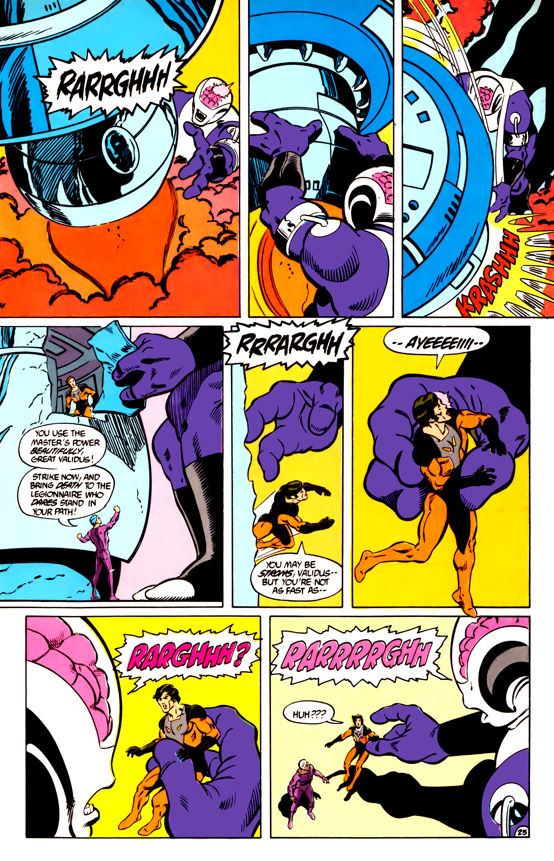 Legion of Super-Heroes (1984) _Annual_2 Page 26