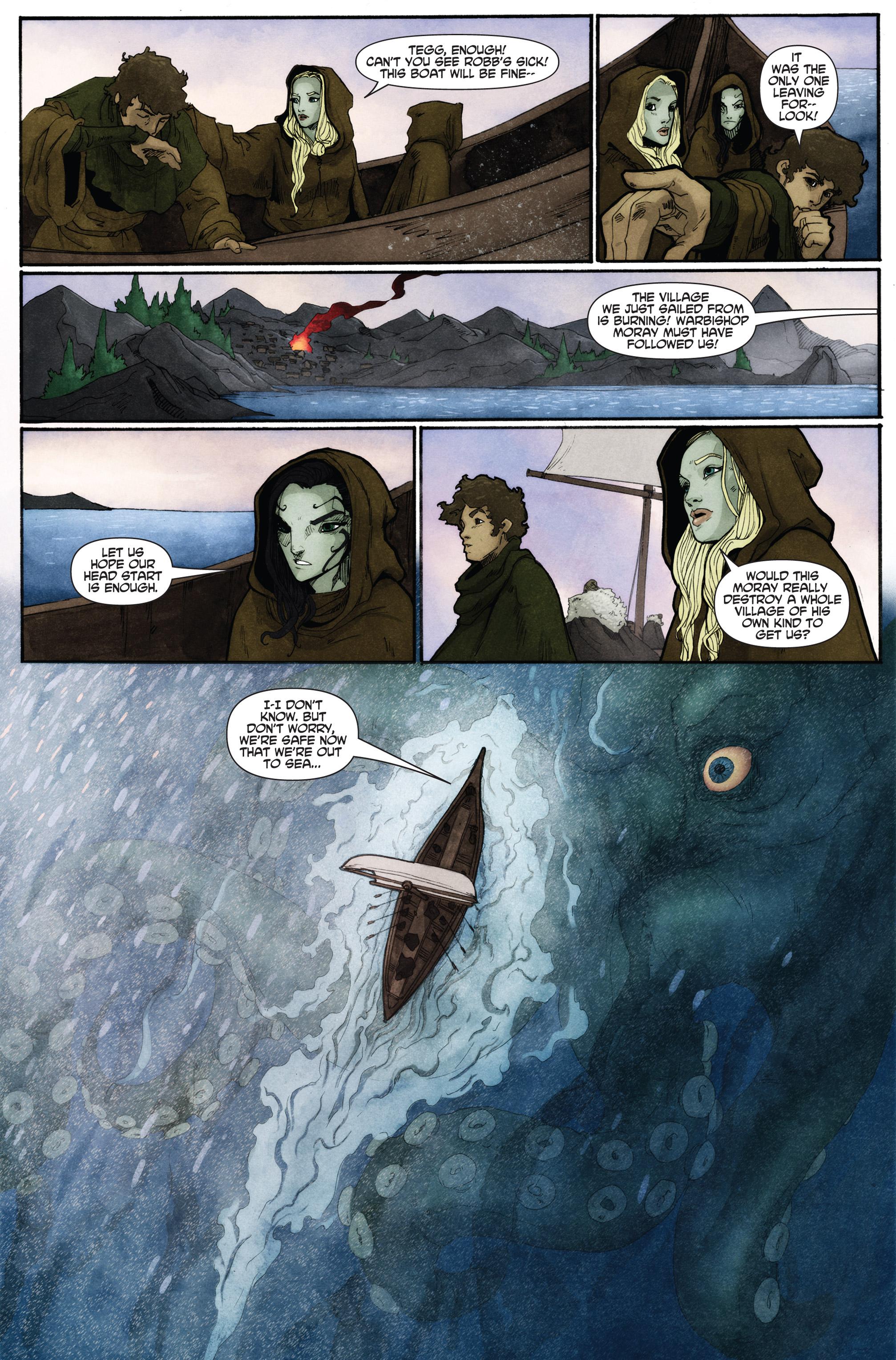 Read online Plague comic -  Issue #2 - 24