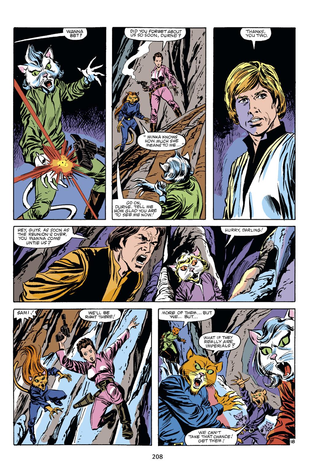 Read online Star Wars Omnibus comic -  Issue # Vol. 21 - 200
