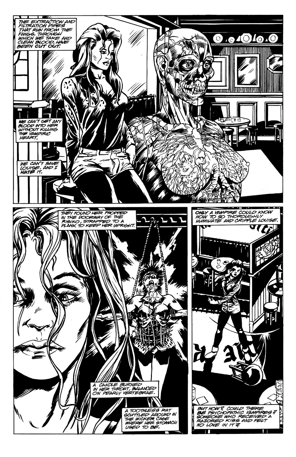 Read online Sugarvirus comic -  Issue # Full - 19