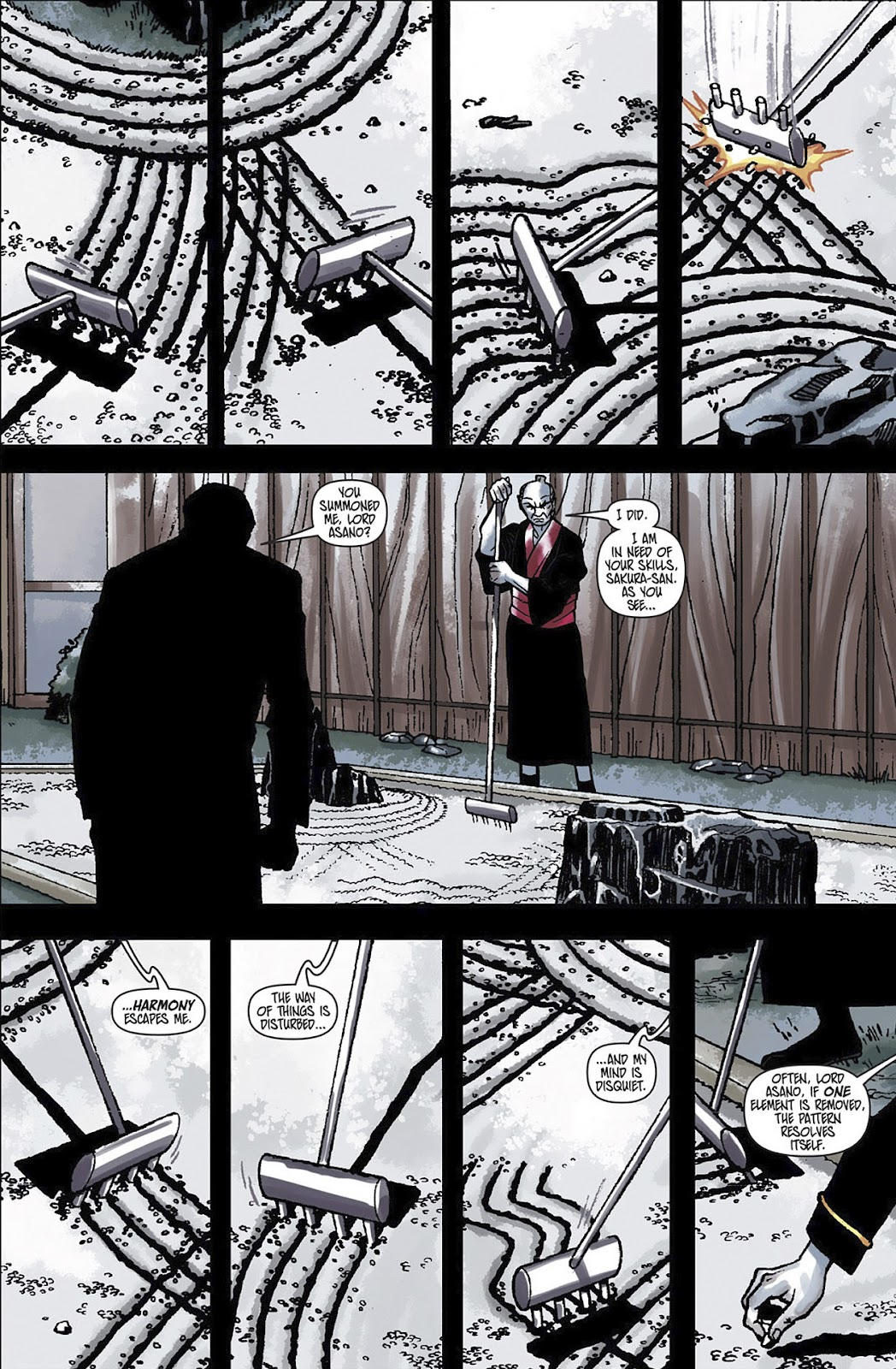 Read online Shinku comic -  Issue #3 - 4