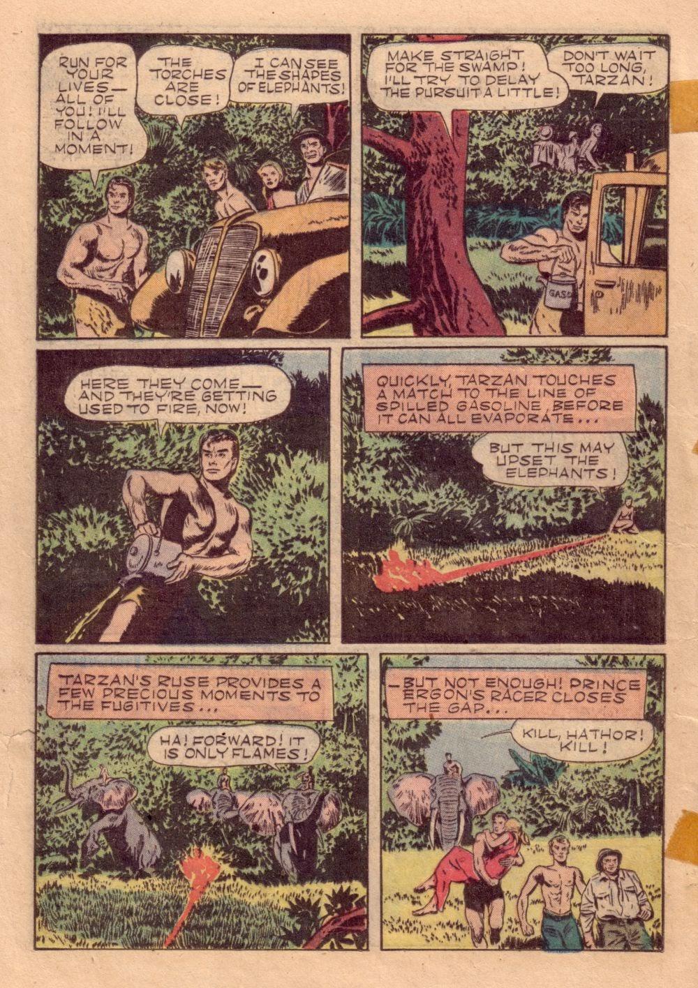 Tarzan (1948) issue 40 - Page 24