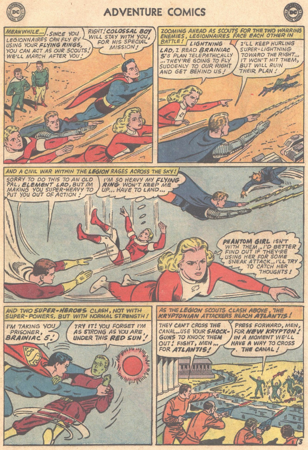 Read online Adventure Comics (1938) comic -  Issue #333 - 13