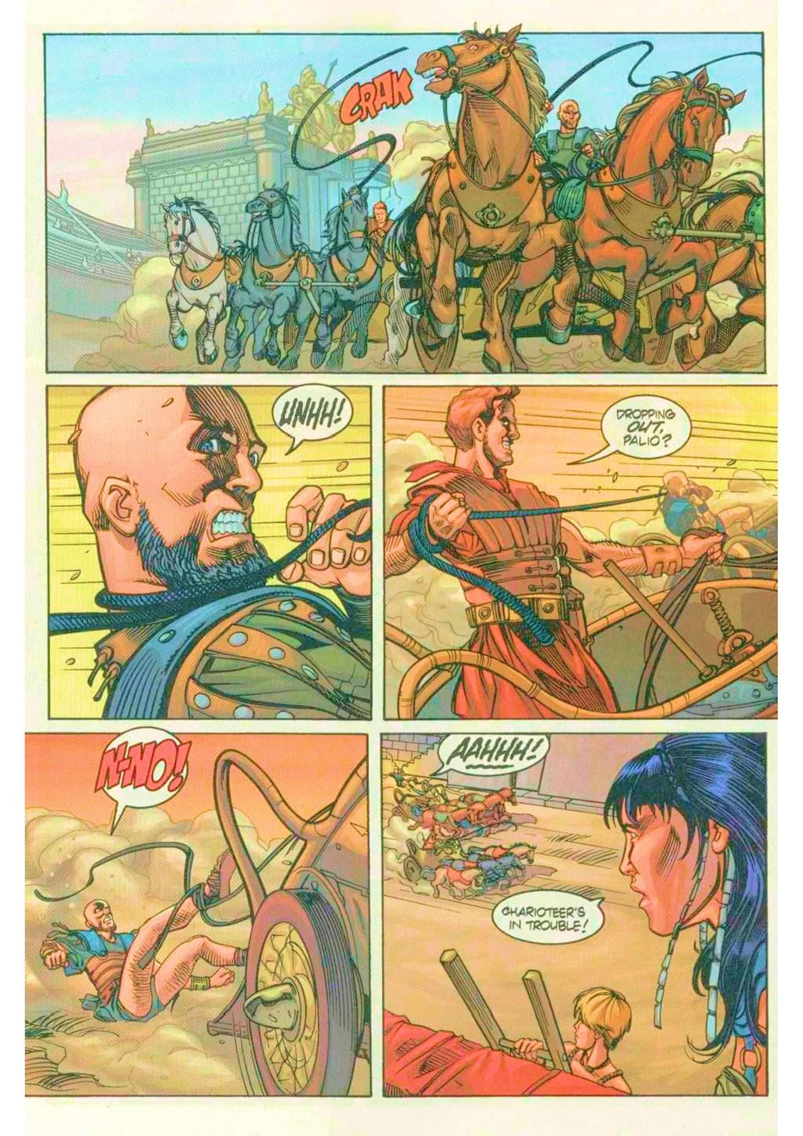 Xena: Warrior Princess (1999) Issue #7 #7 - English 15