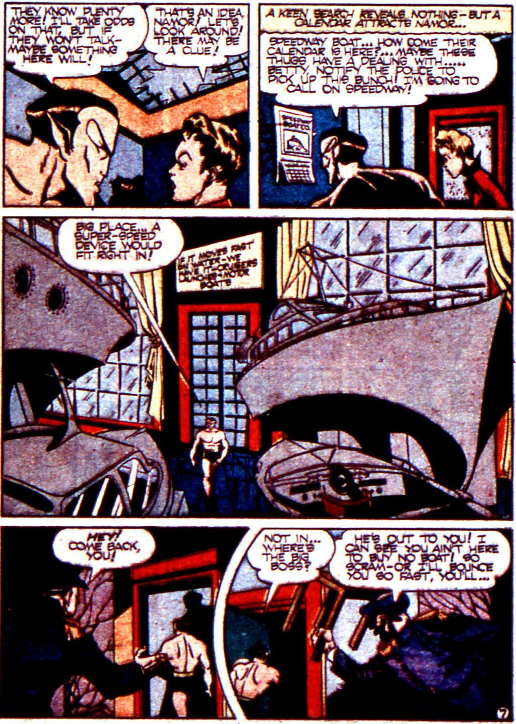 Read online All-Winners Comics comic -  Issue #15 - 9