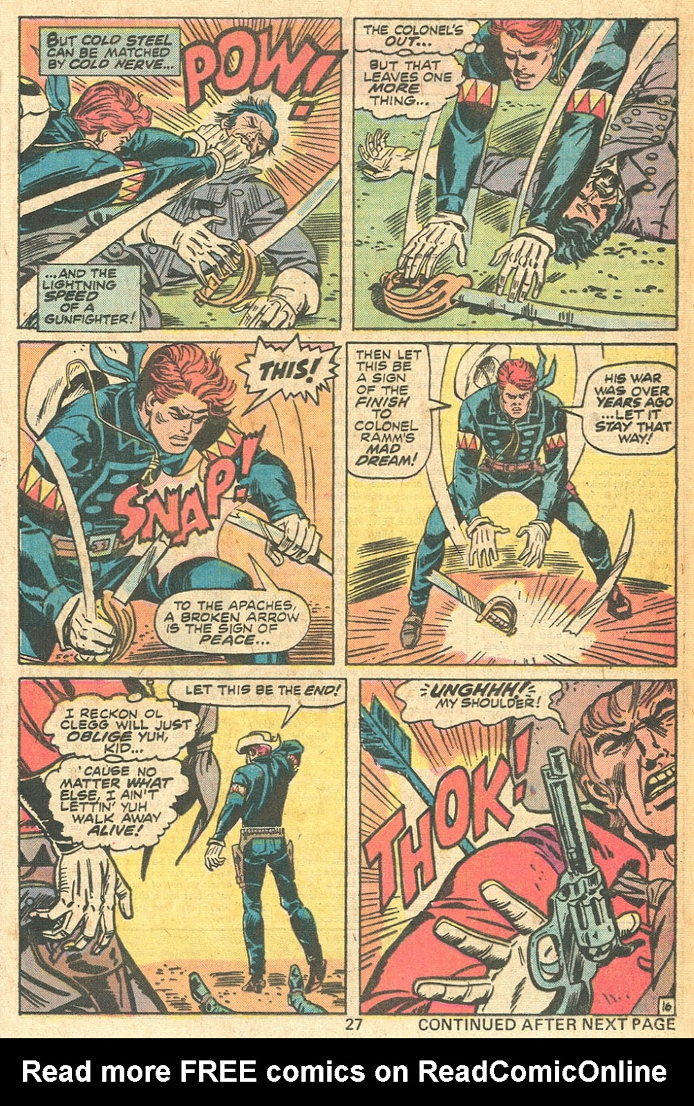 The Rawhide Kid (1955) issue 138 - Page 29