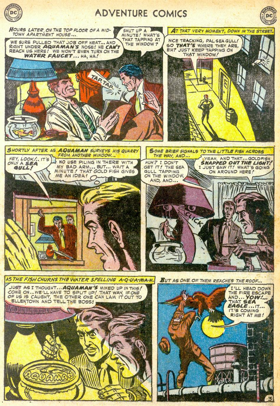 Read online Adventure Comics (1938) comic -  Issue #172 - 19