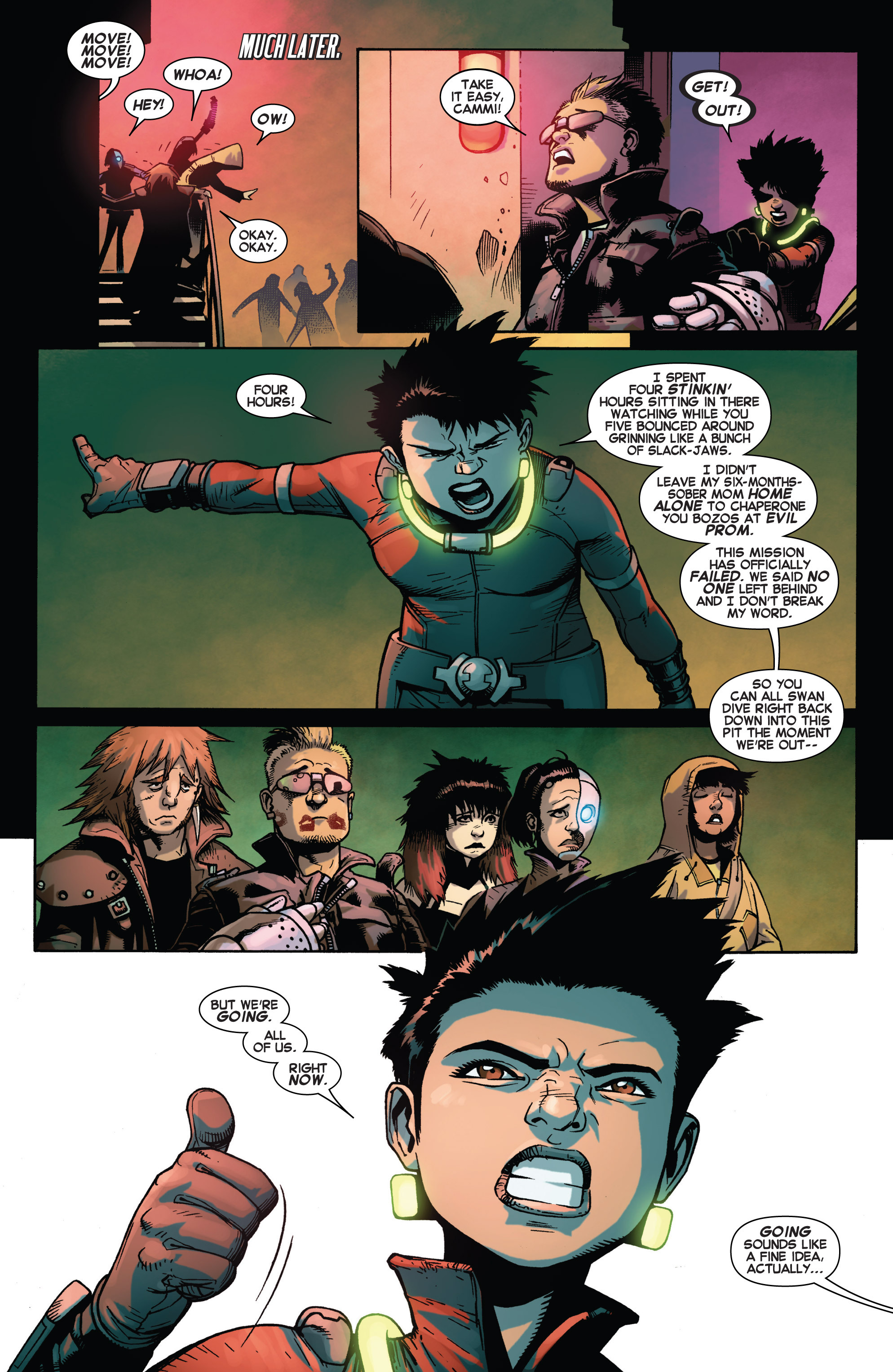 Read online Avengers Undercover comic -  Issue #2 - 18