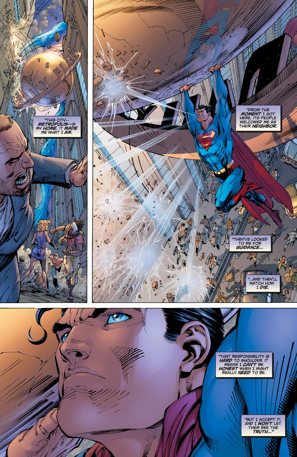 Read online Superman: For Tomorrow comic -  Issue # TPB (Part 2) - 33