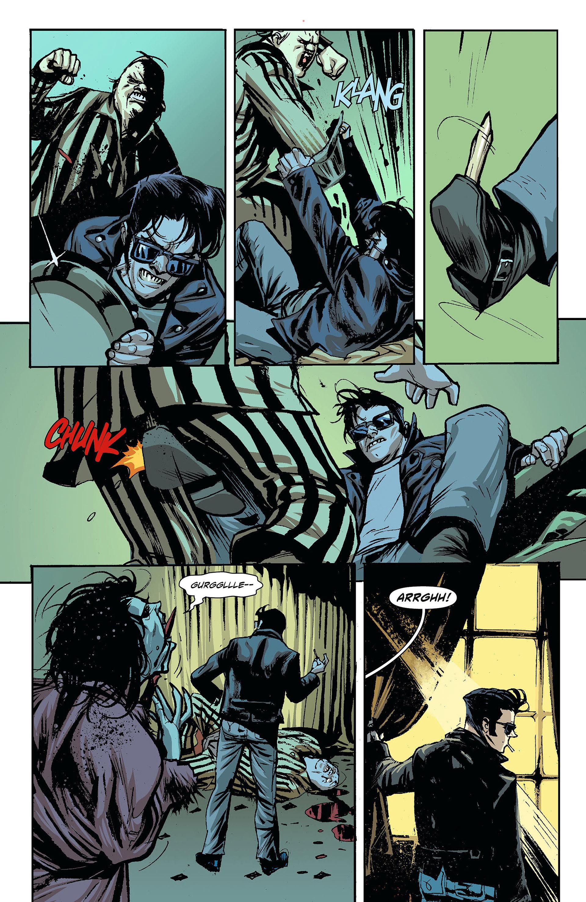 Read online American Vampire comic -  Issue #22 - 13