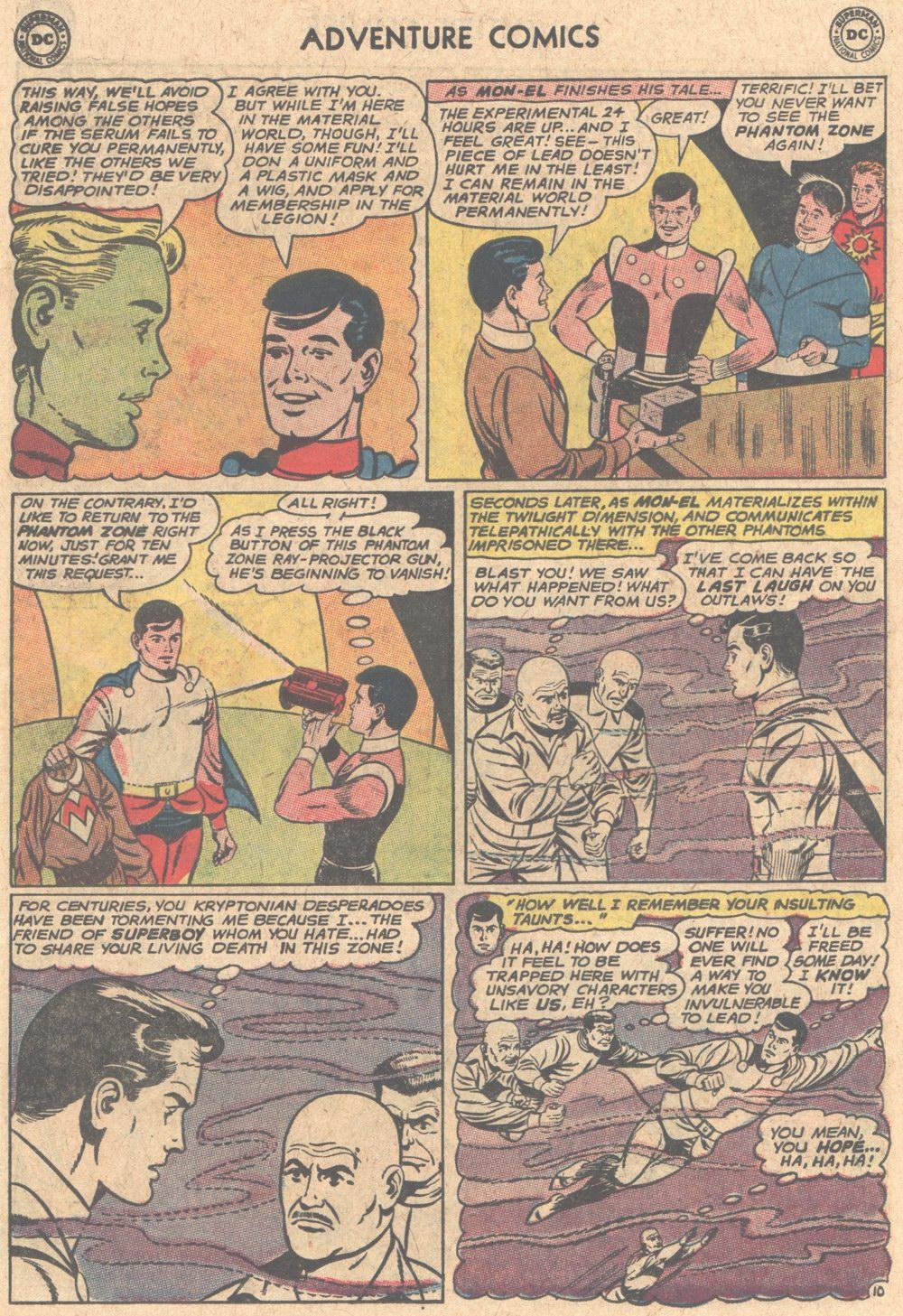 Read online Adventure Comics (1938) comic -  Issue #305 - 26