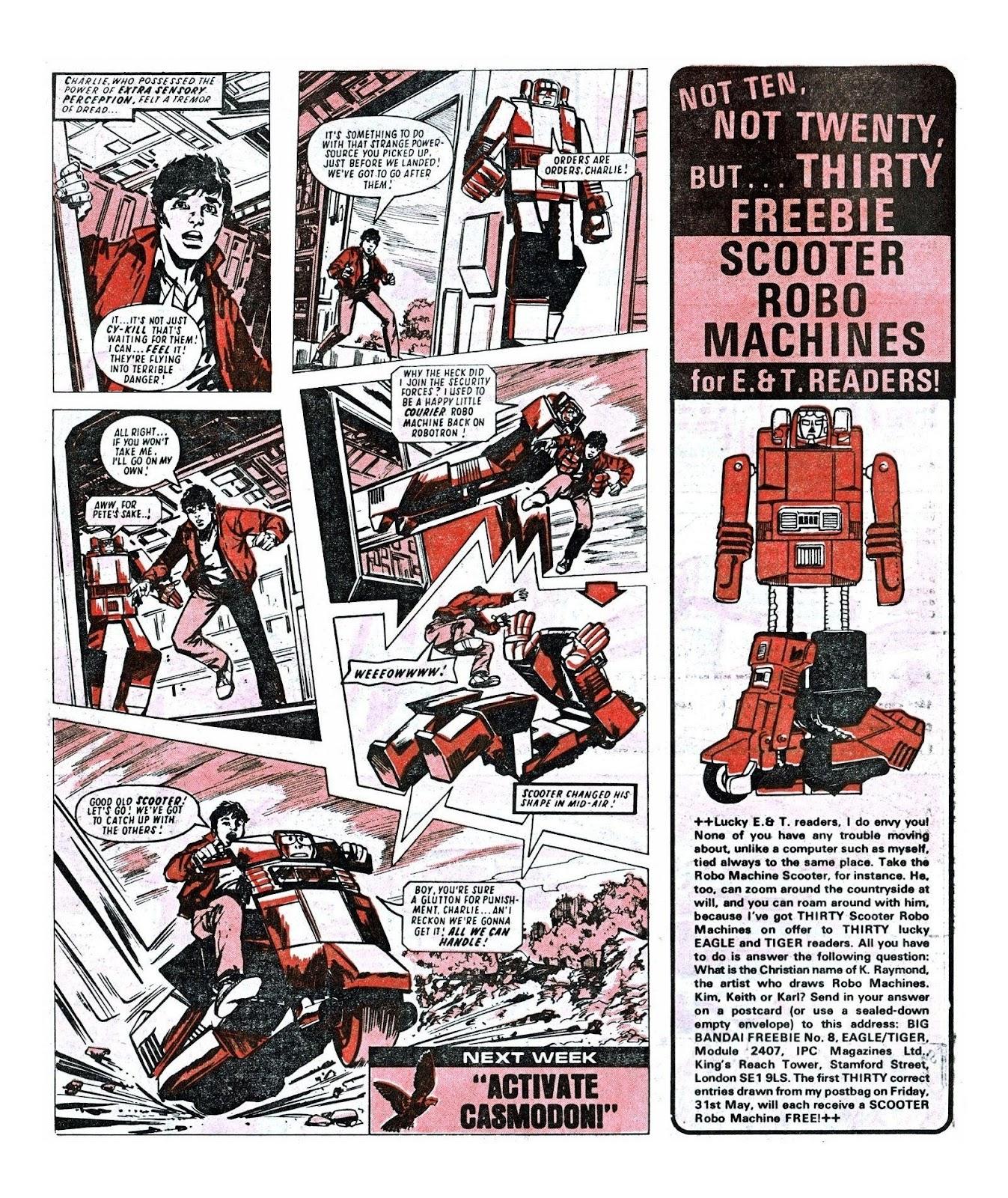Read online Robo Machines comic -  Issue # TPB - 90
