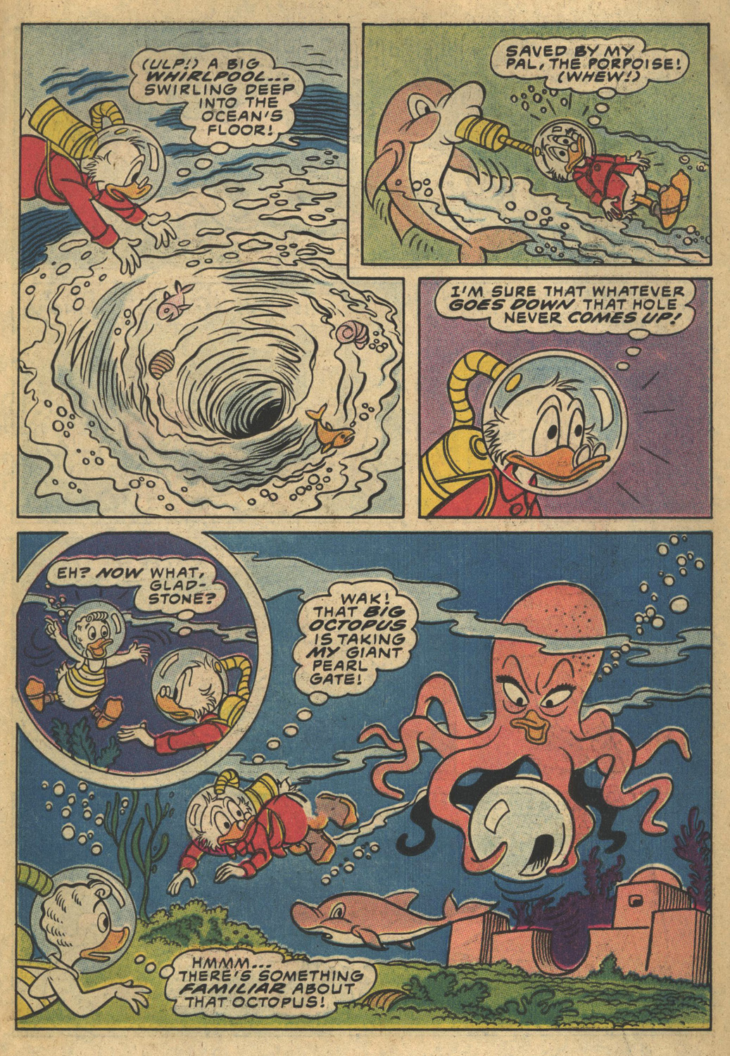 Read online Uncle Scrooge (1953) comic -  Issue #193 - 11