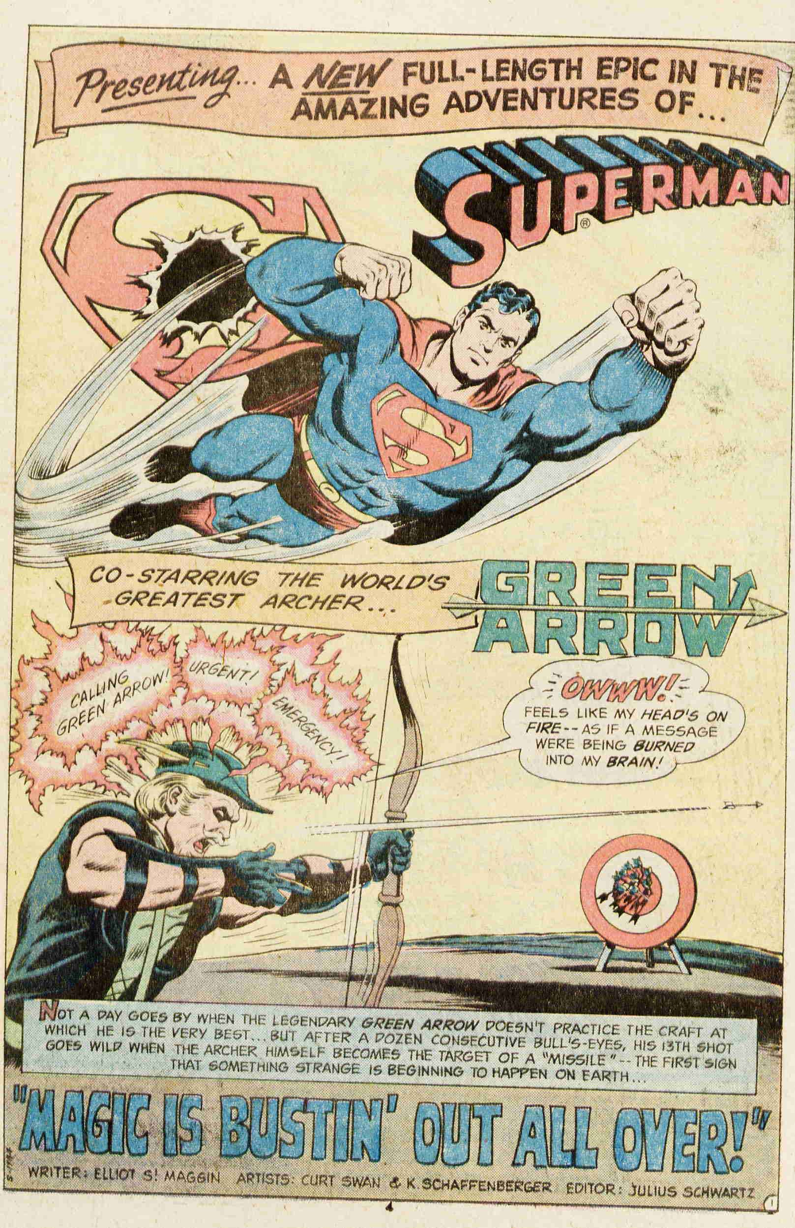 Read online Action Comics (1938) comic -  Issue #437 - 3