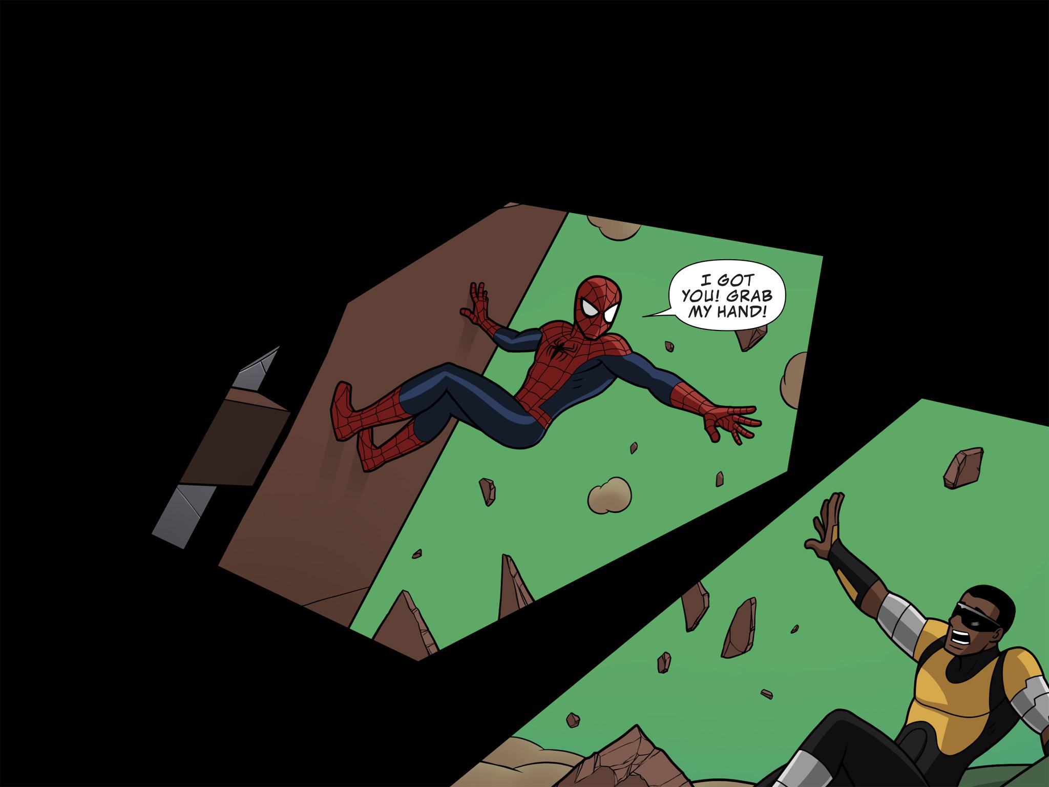 Read online Ultimate Spider-Man (Infinite Comics) (2015) comic -  Issue #10 - 14