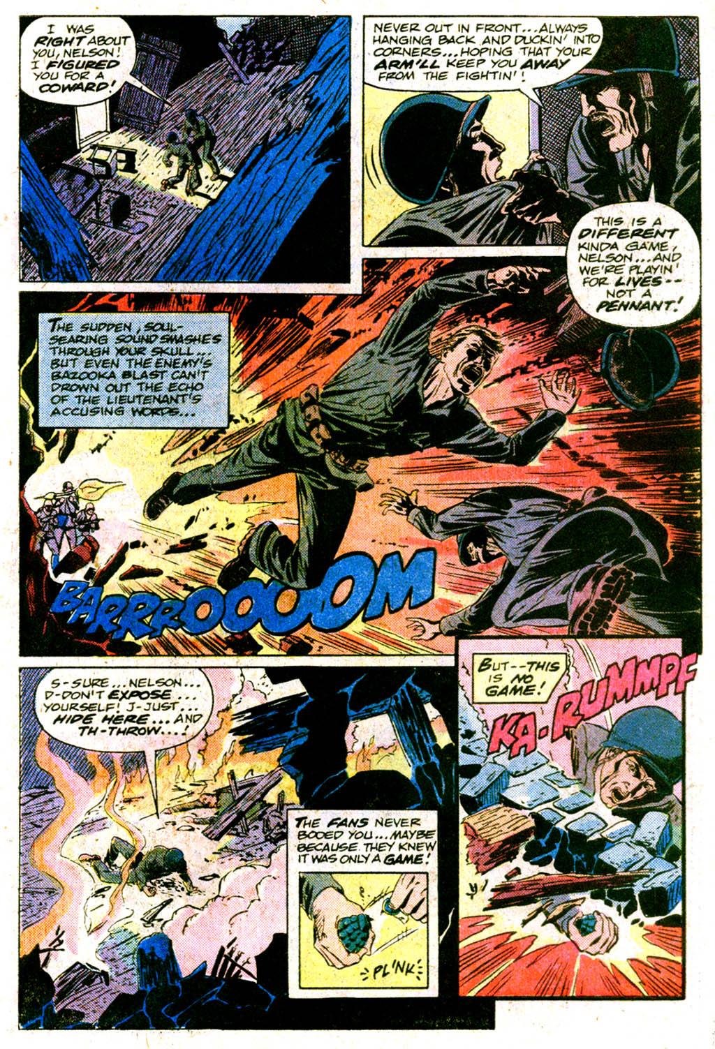 Read online Sgt. Rock comic -  Issue #364 - 30