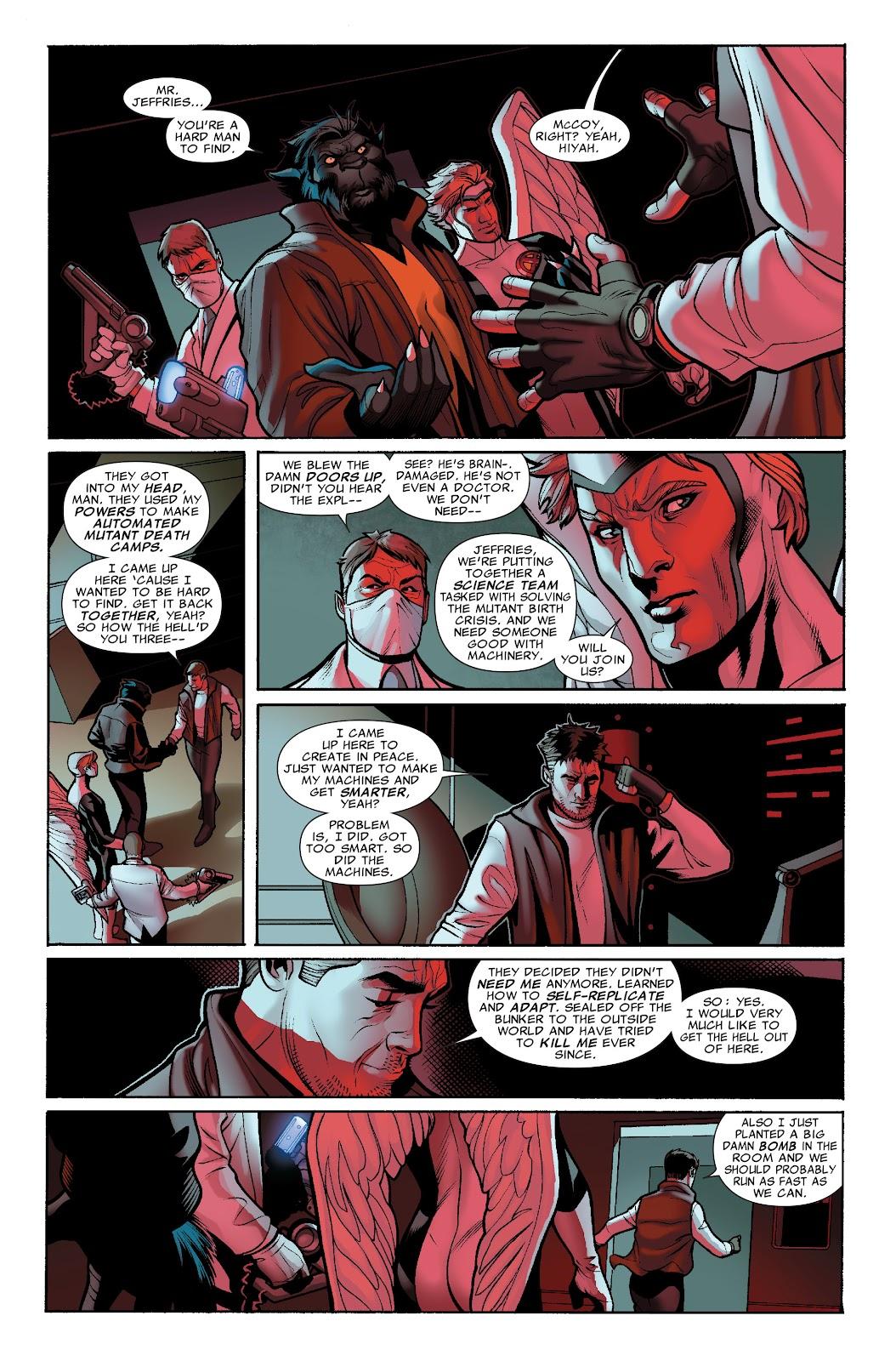 Uncanny X-Men (1963) issue 505 - Page 18