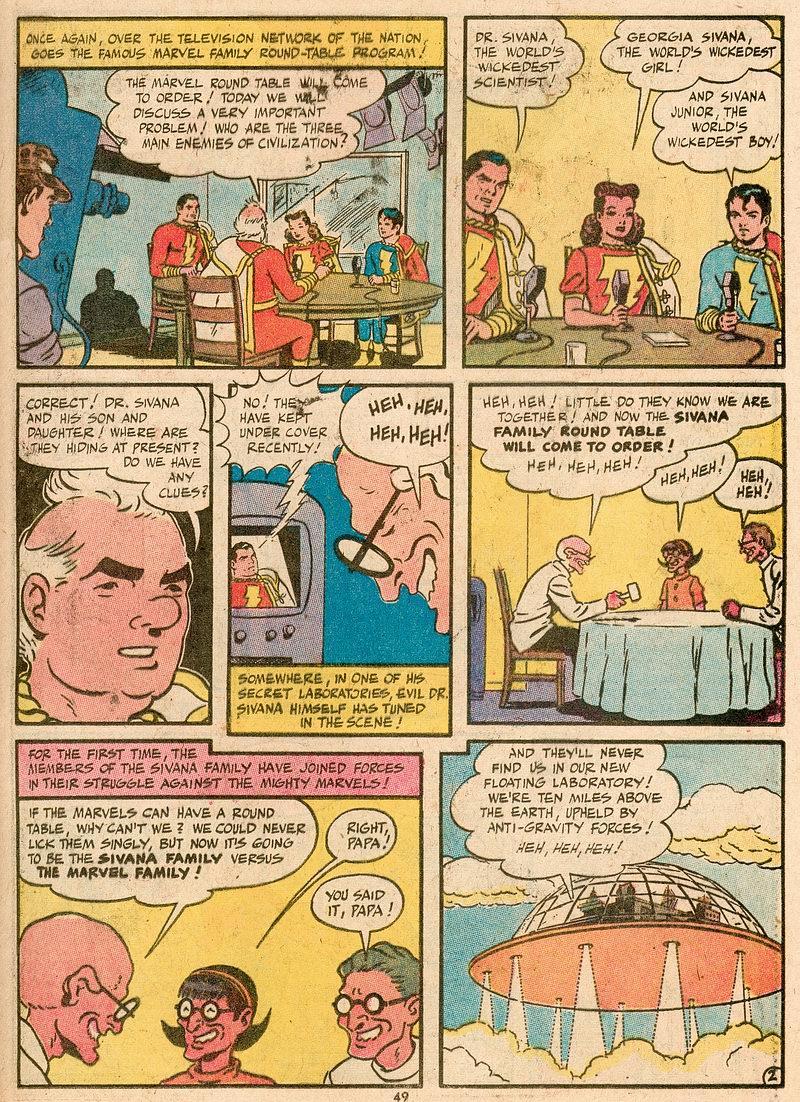 Read online Shazam! (1973) comic -  Issue #12 - 42