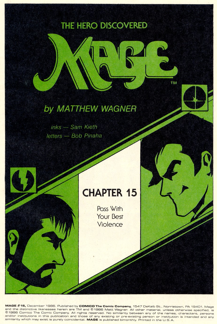 Read online Mage: The Hero Discovered comic -  Issue #15 - 3