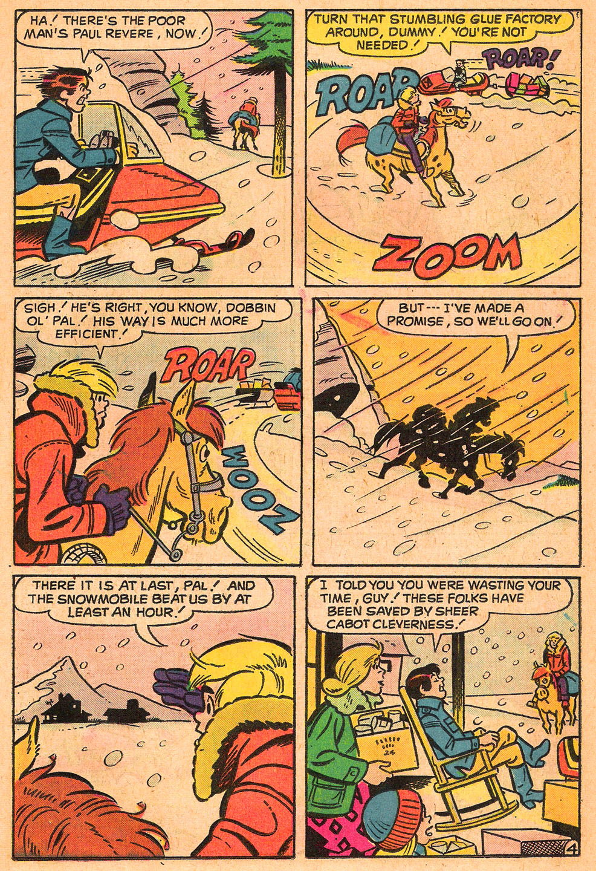 Read online She's Josie comic -  Issue #82 - 23