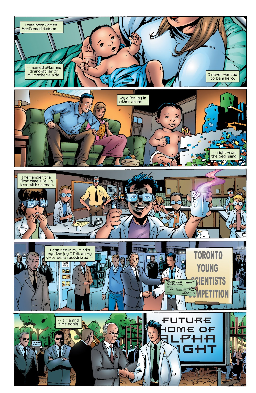 Read online X-Men: Unstoppable comic -  Issue # TPB (Part 3) - 87
