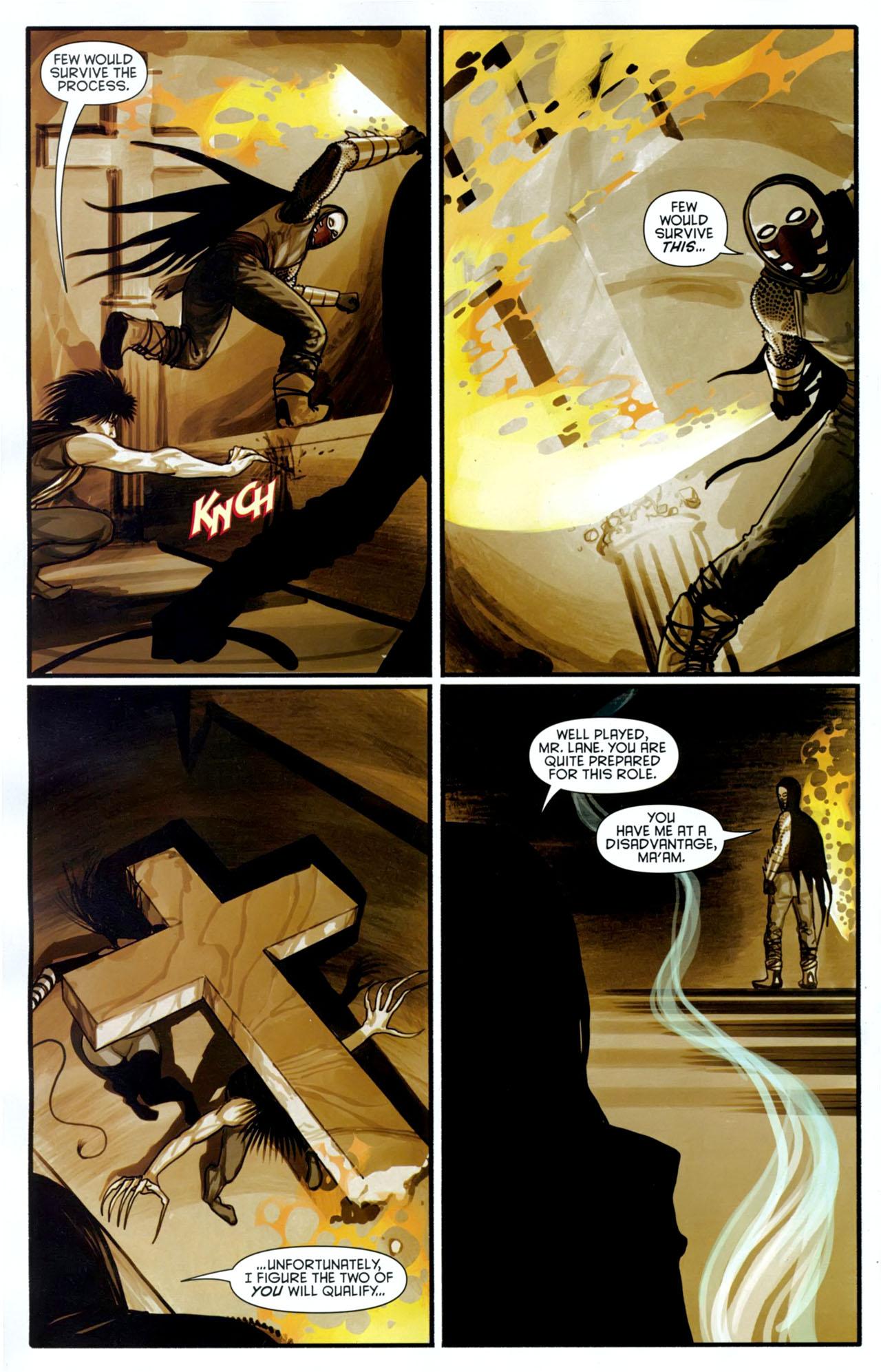 Read online Azrael: Death's Dark Knight comic -  Issue #2 - 11