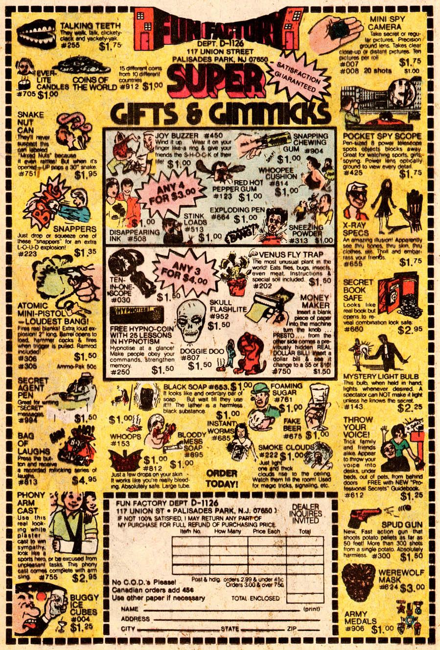 Read online Adventure Comics (1938) comic -  Issue #465 - 32