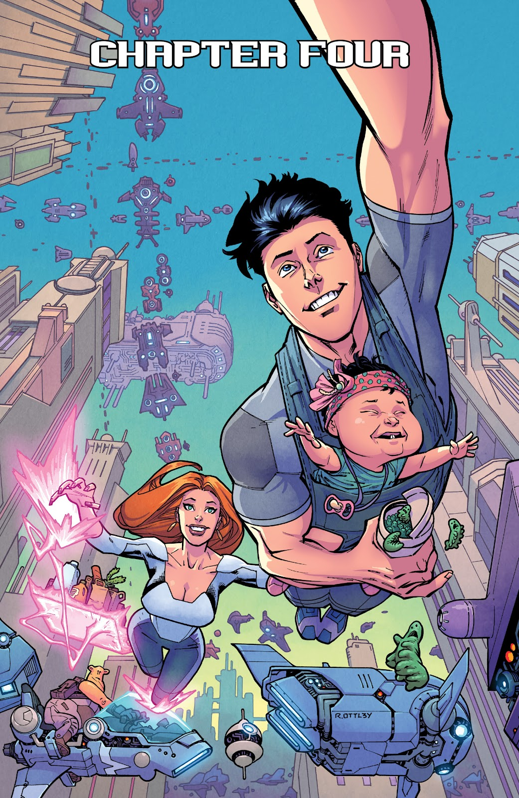 Invincible (2003) issue TPB 21 - Modern Family - Page 66