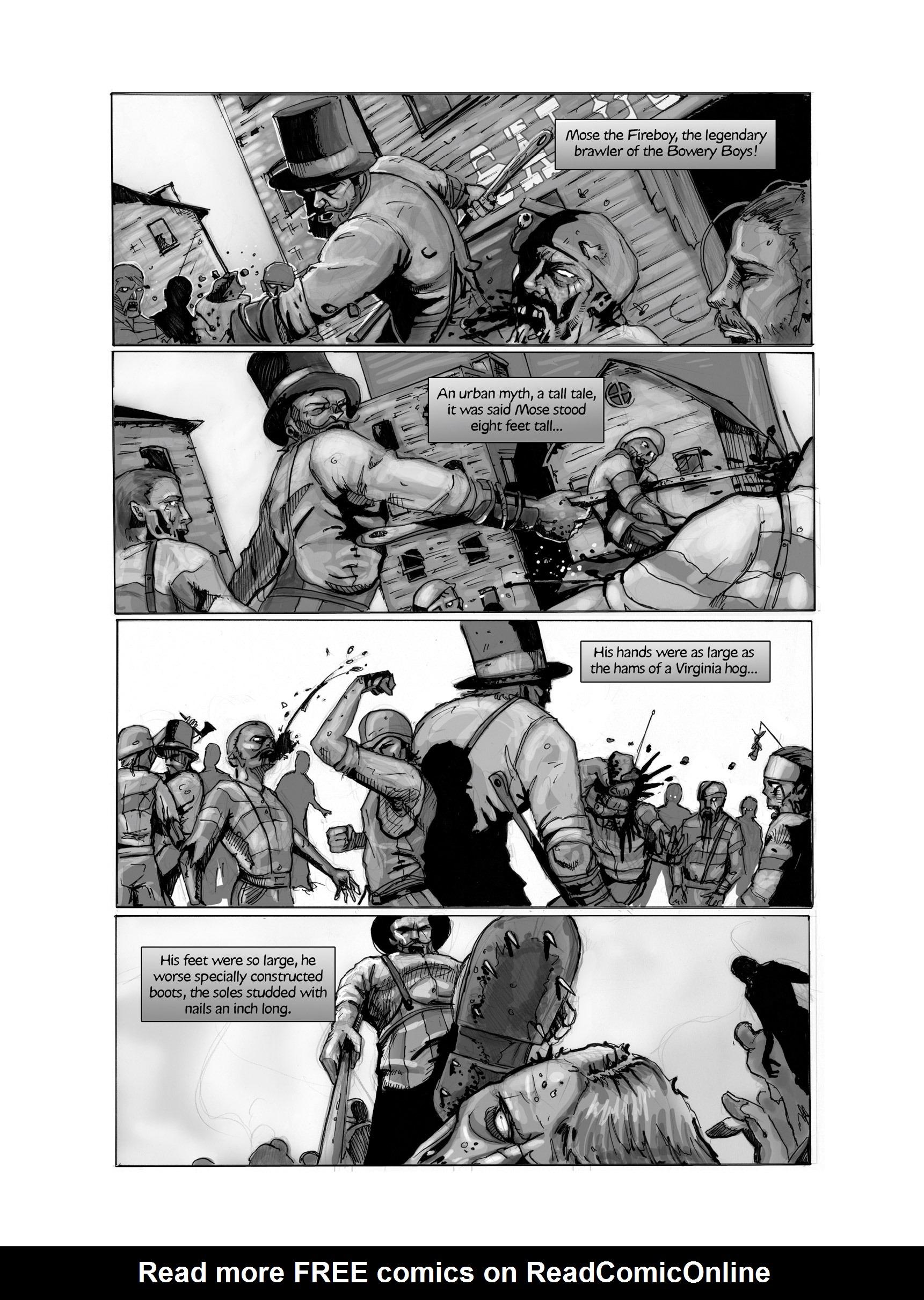 Read online FUBAR comic -  Issue #3 - 158