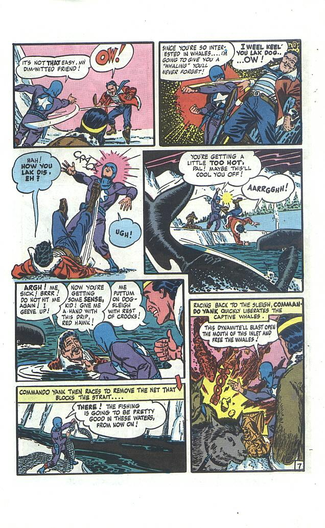 Read online Golden-Age Men of Mystery comic -  Issue #2 - 9