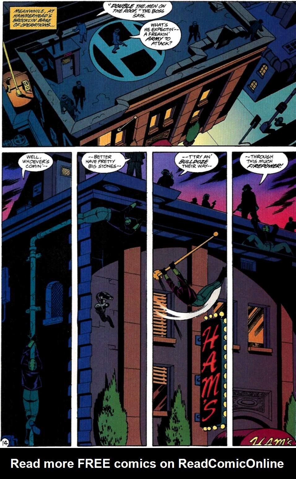 Read online Spider-Man: Lifeline comic -  Issue #2 - 15