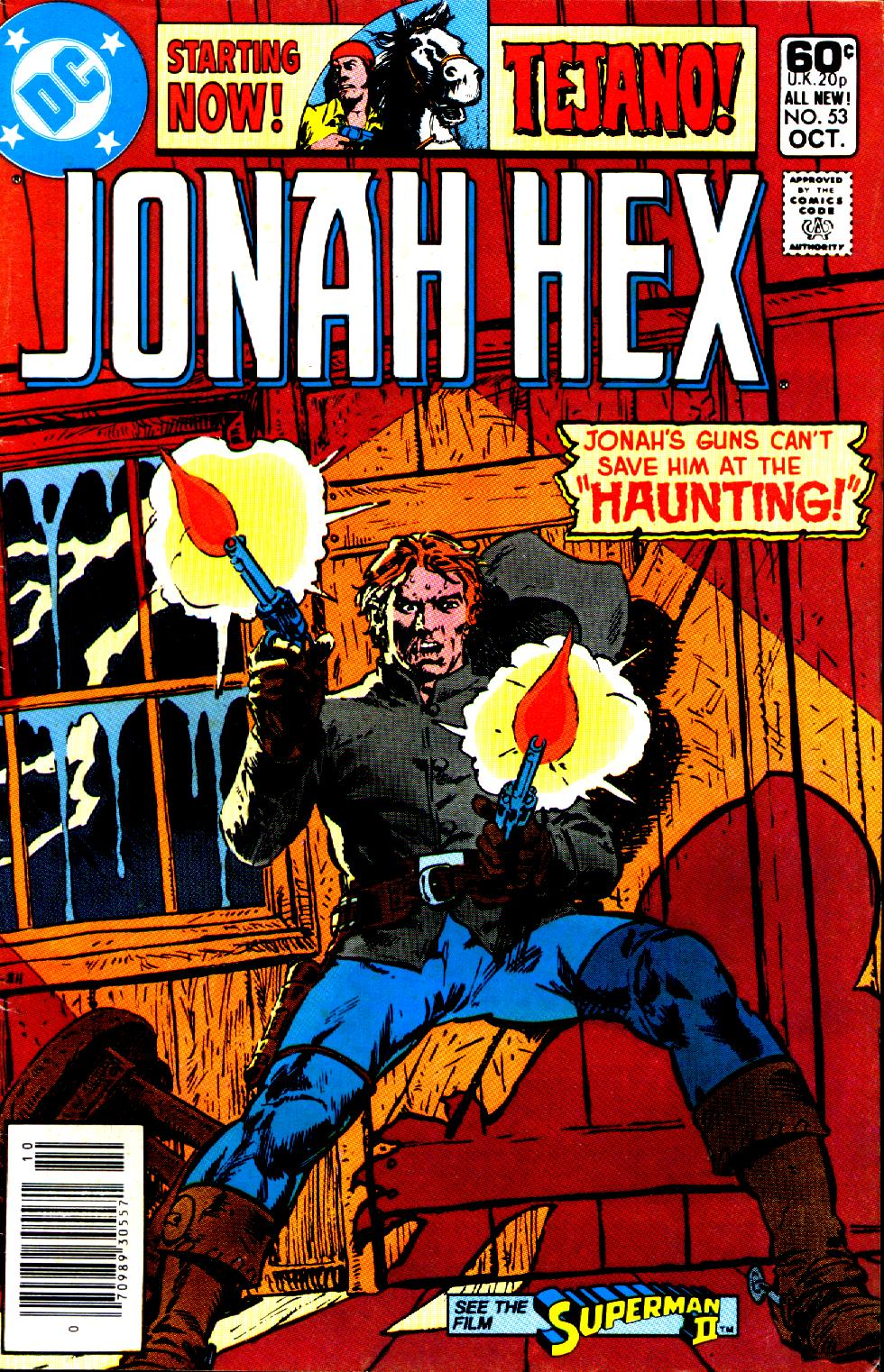 Jonah Hex (1977) 53 Page 1