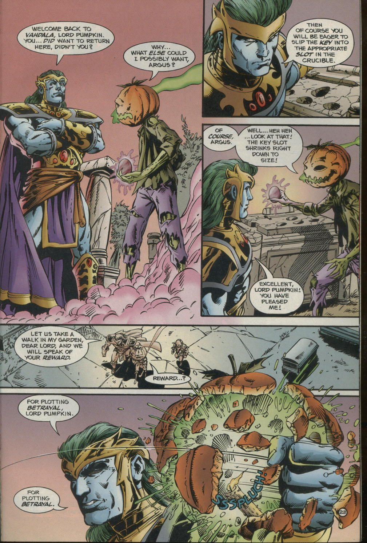 Read online Godwheel comic -  Issue #2 - 26