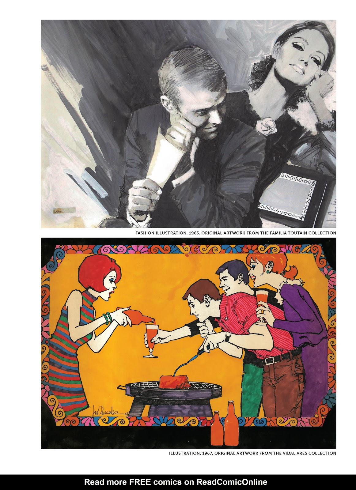 Read online The Art of Jose Gonzalez comic -  Issue # TPB (Part 2) - 97