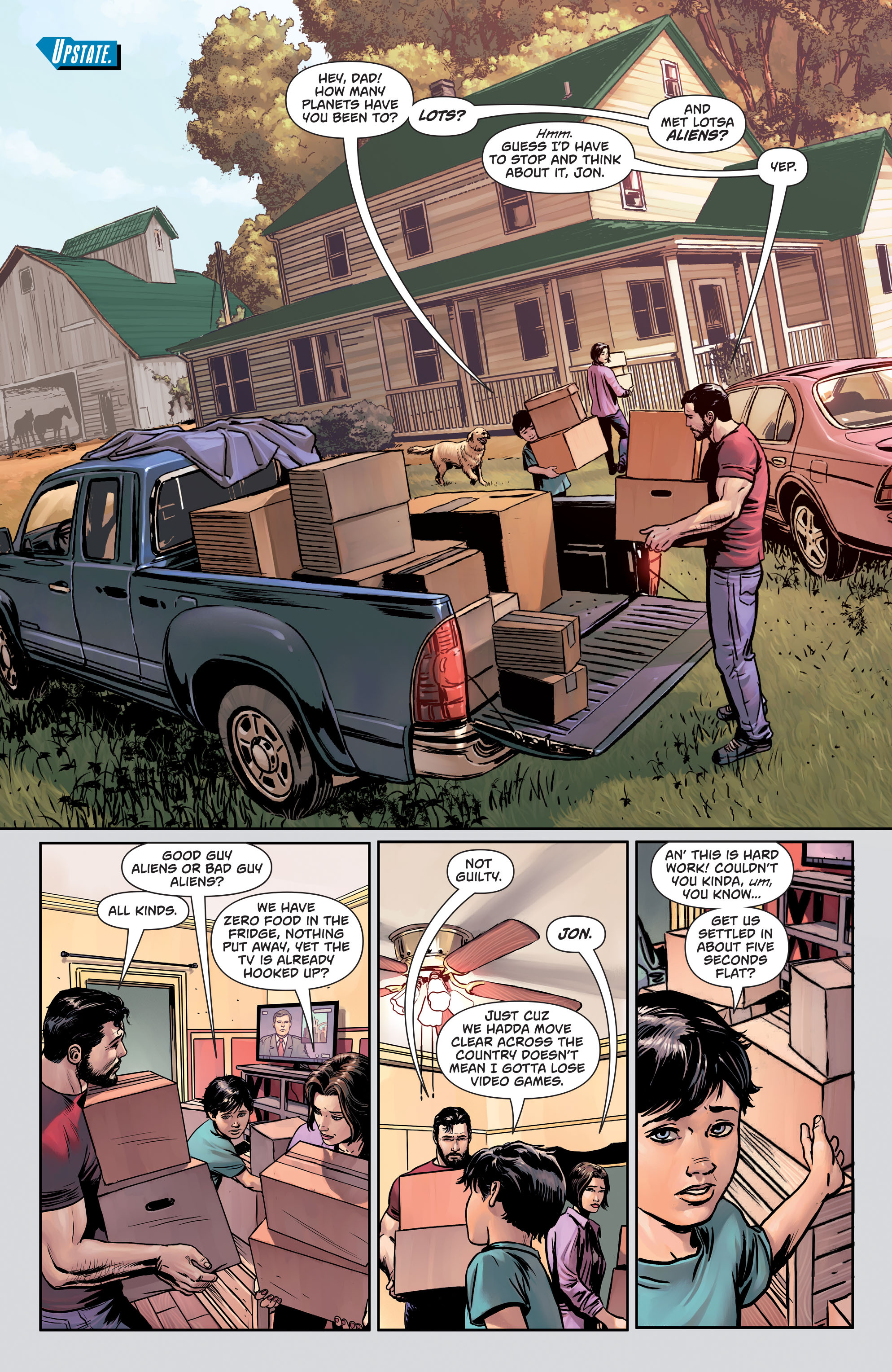 Read online Action Comics (2016) comic -  Issue #957 - 8