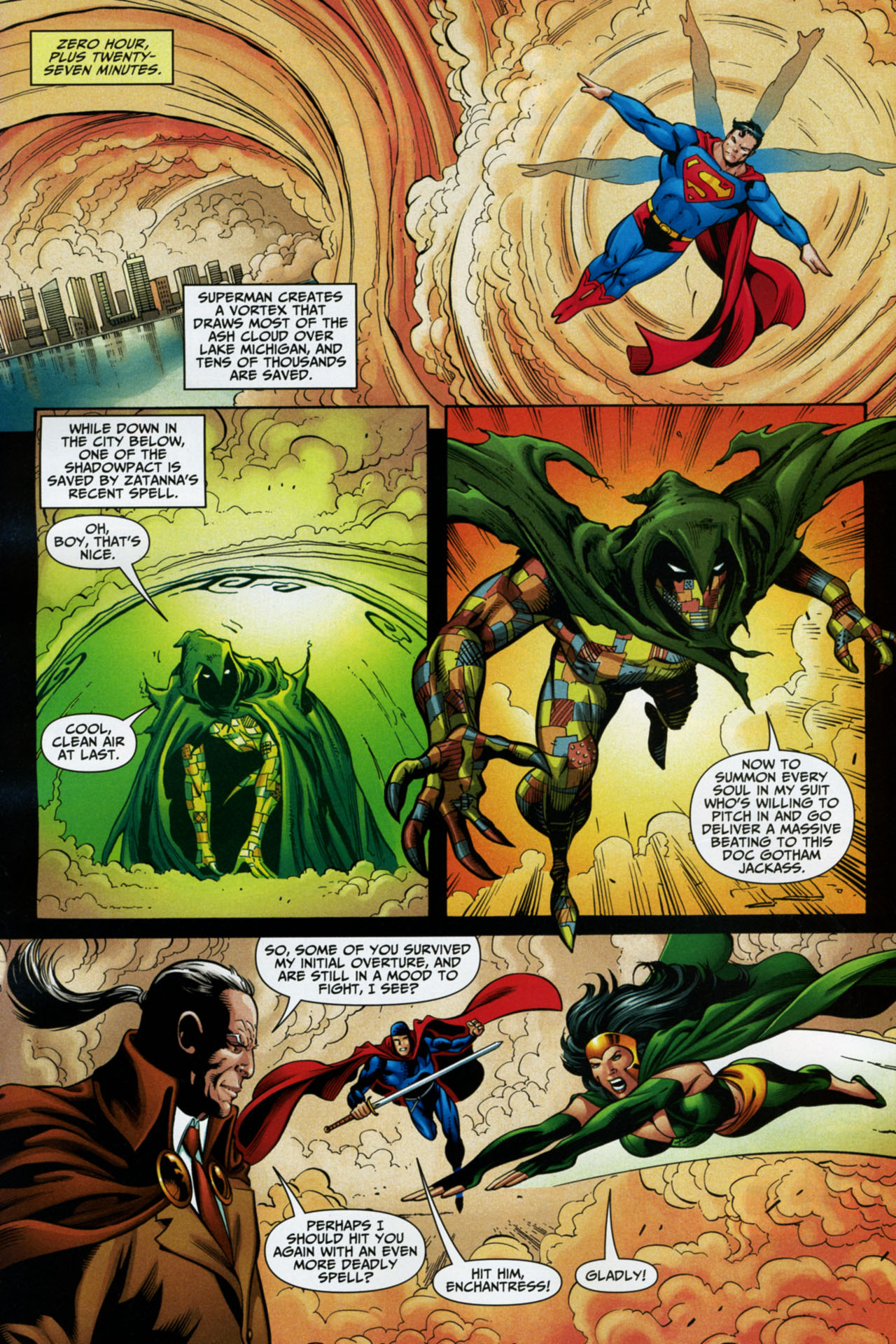 Read online Shadowpact comic -  Issue #16 - 14