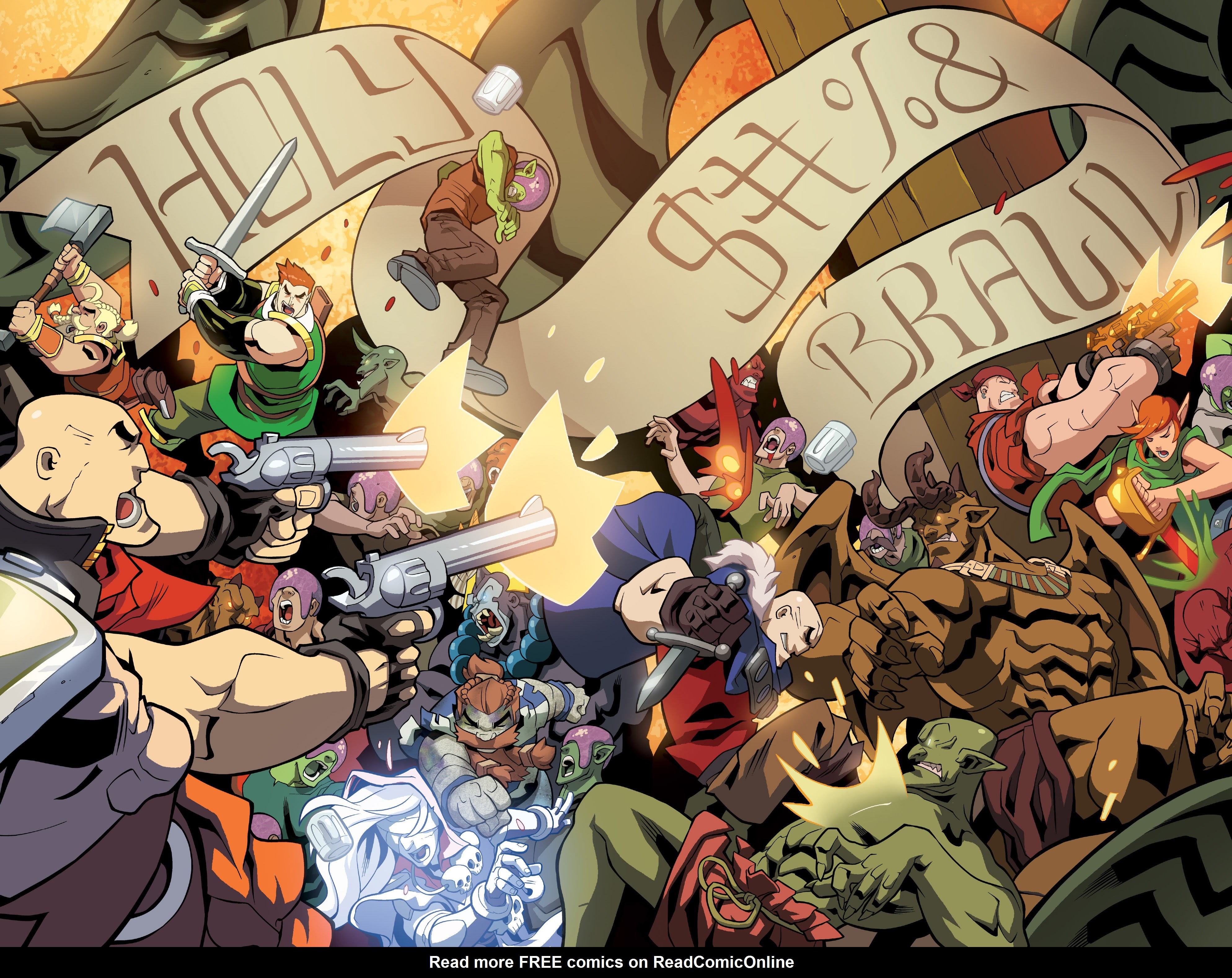 Read online Skullkickers comic -  Issue #33 - 4