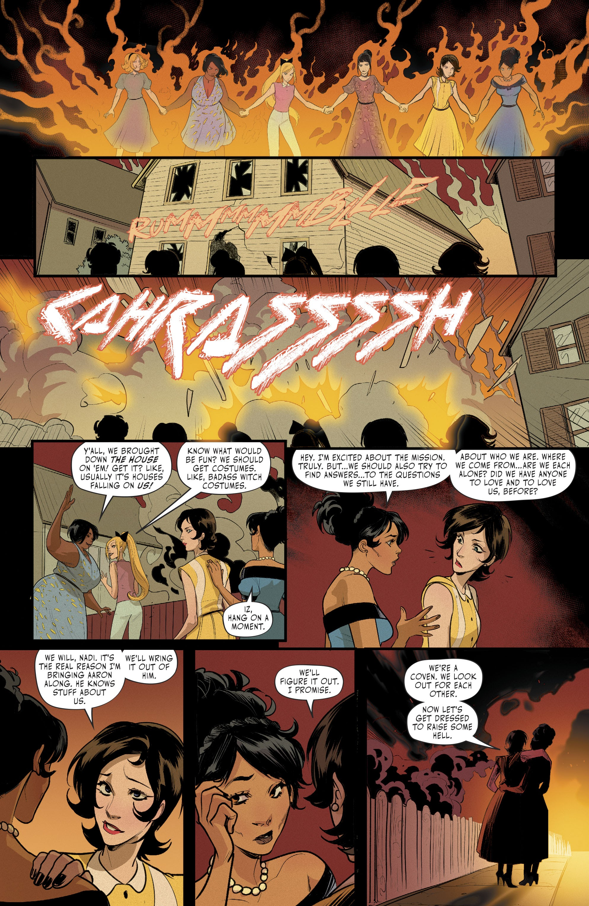 Hex Wives #6 #6 - English 19