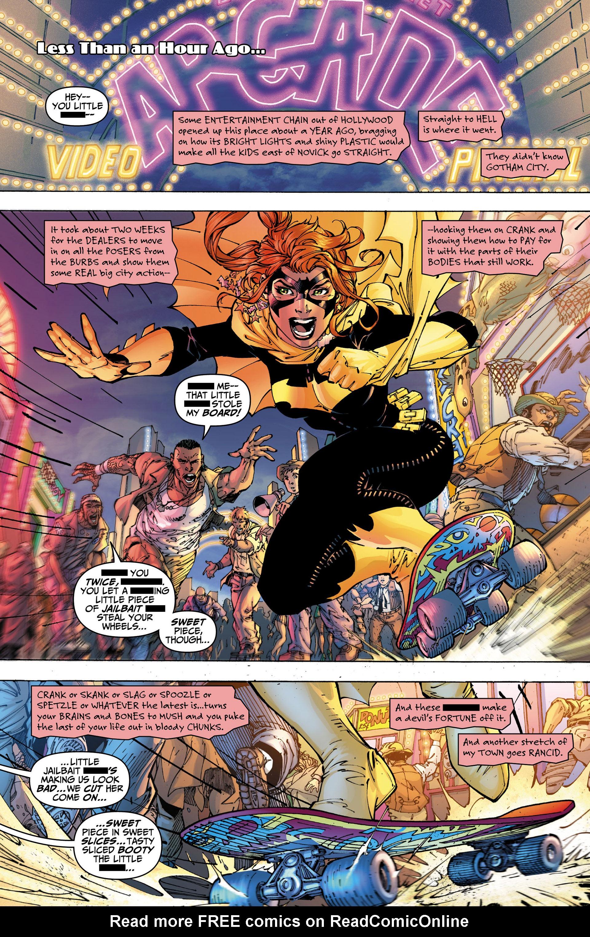 Read online All Star Batman & Robin, The Boy Wonder comic -  Issue #10 - 13