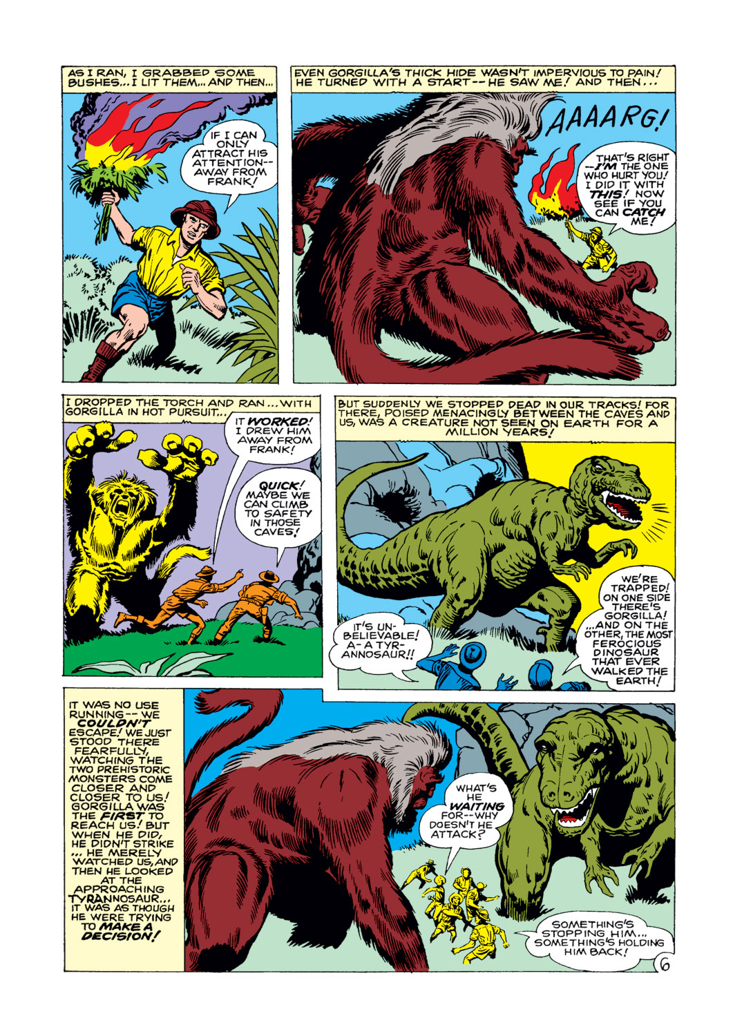 Tales to Astonish (1959) issue 12 - Page 8