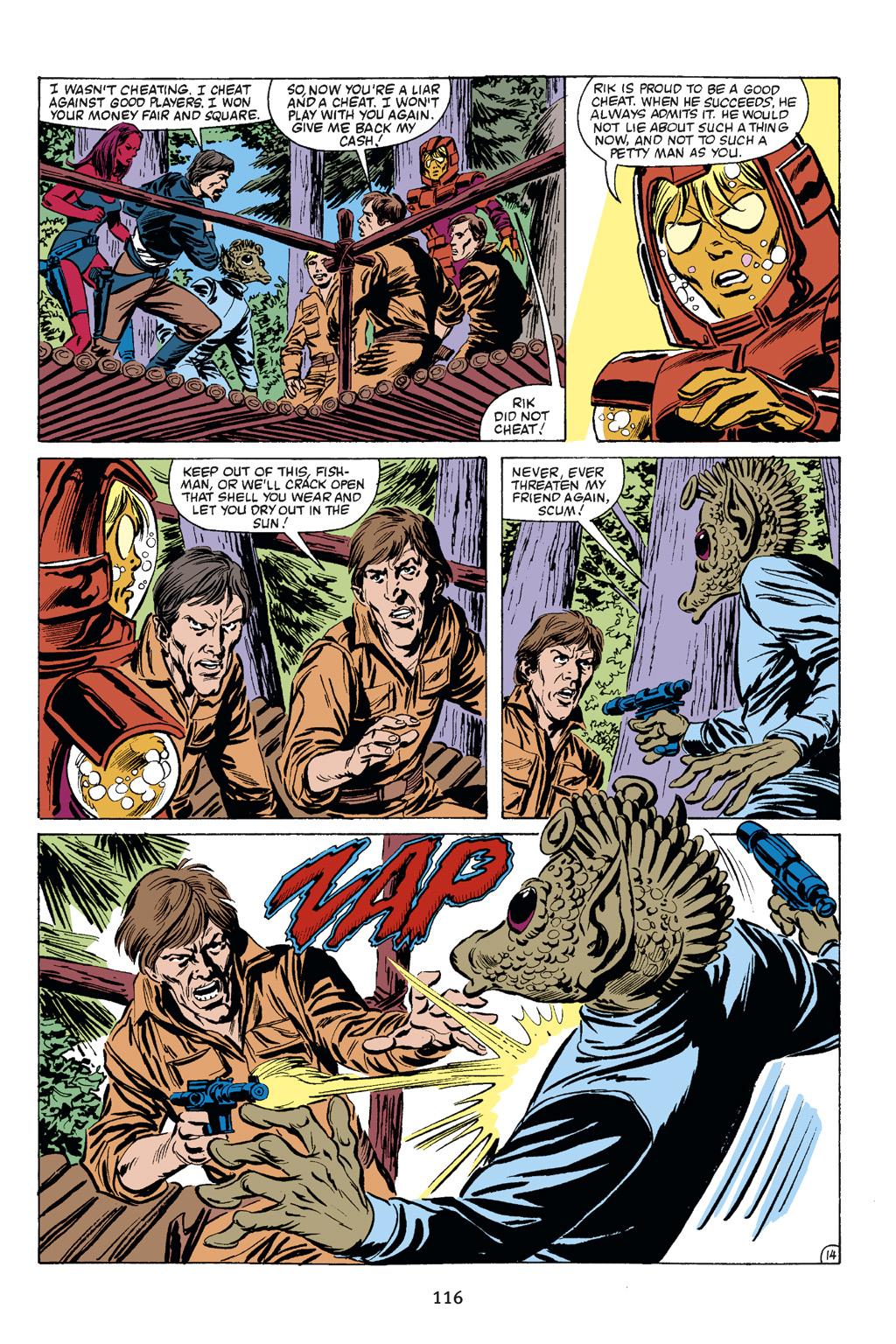 Read online Star Wars Omnibus comic -  Issue # Vol. 21 - 110