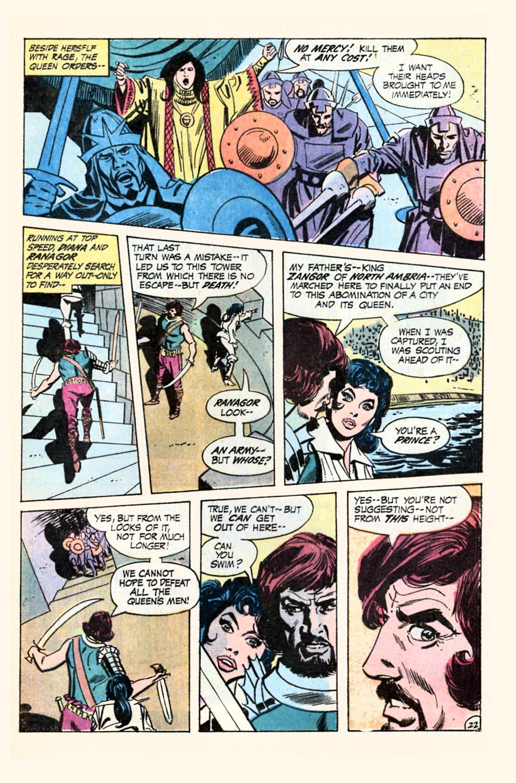 Read online Wonder Woman (1942) comic -  Issue #190 - 29