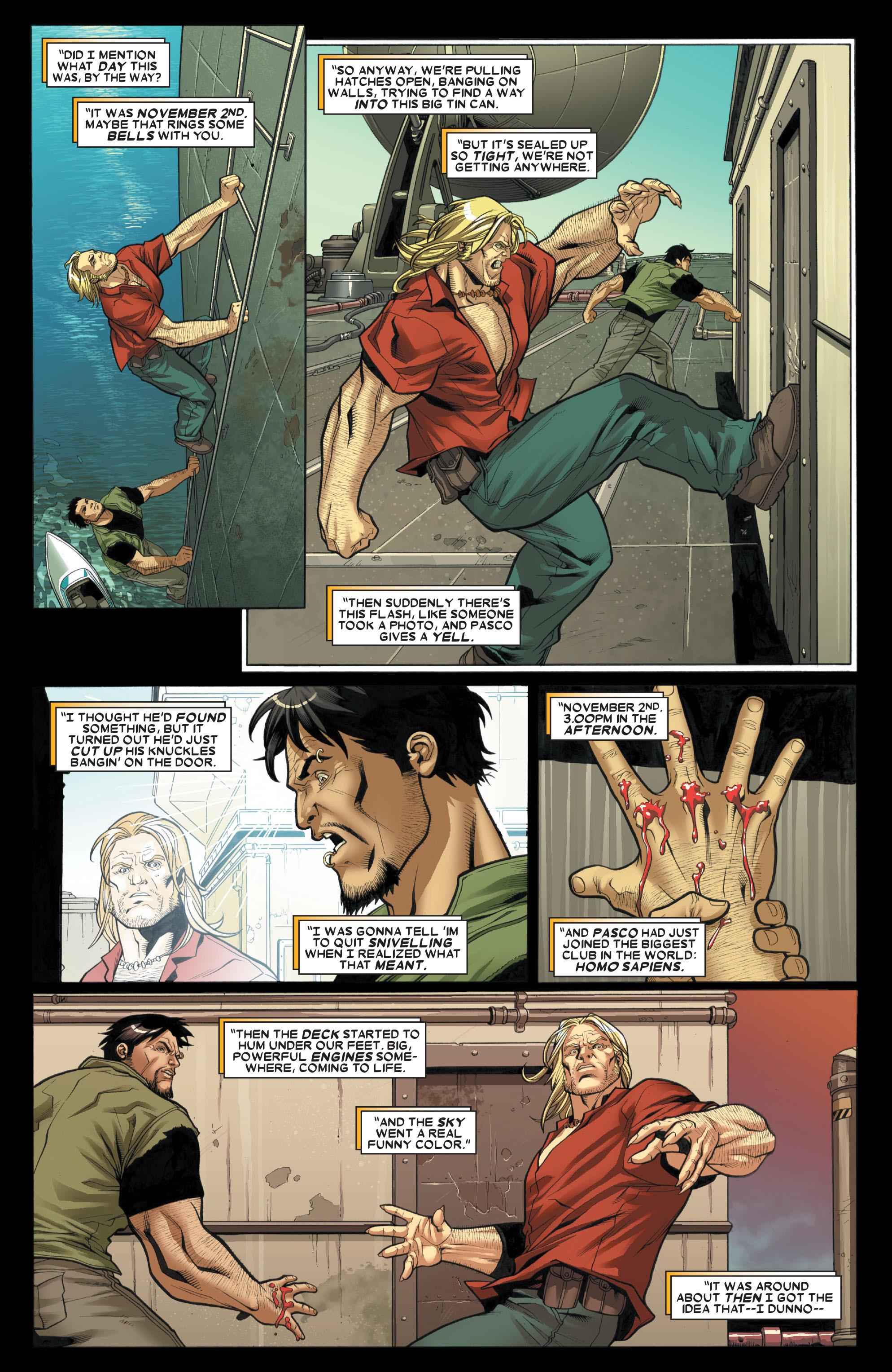 X-Men (1991) 191 Page 10
