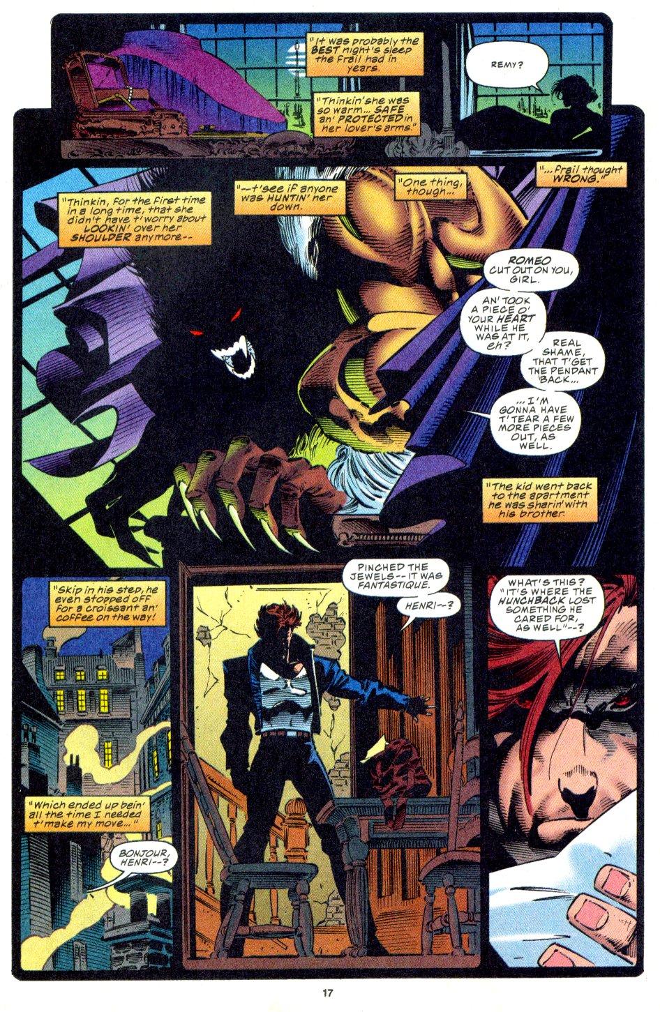X-Men (1991) 33 Page 14